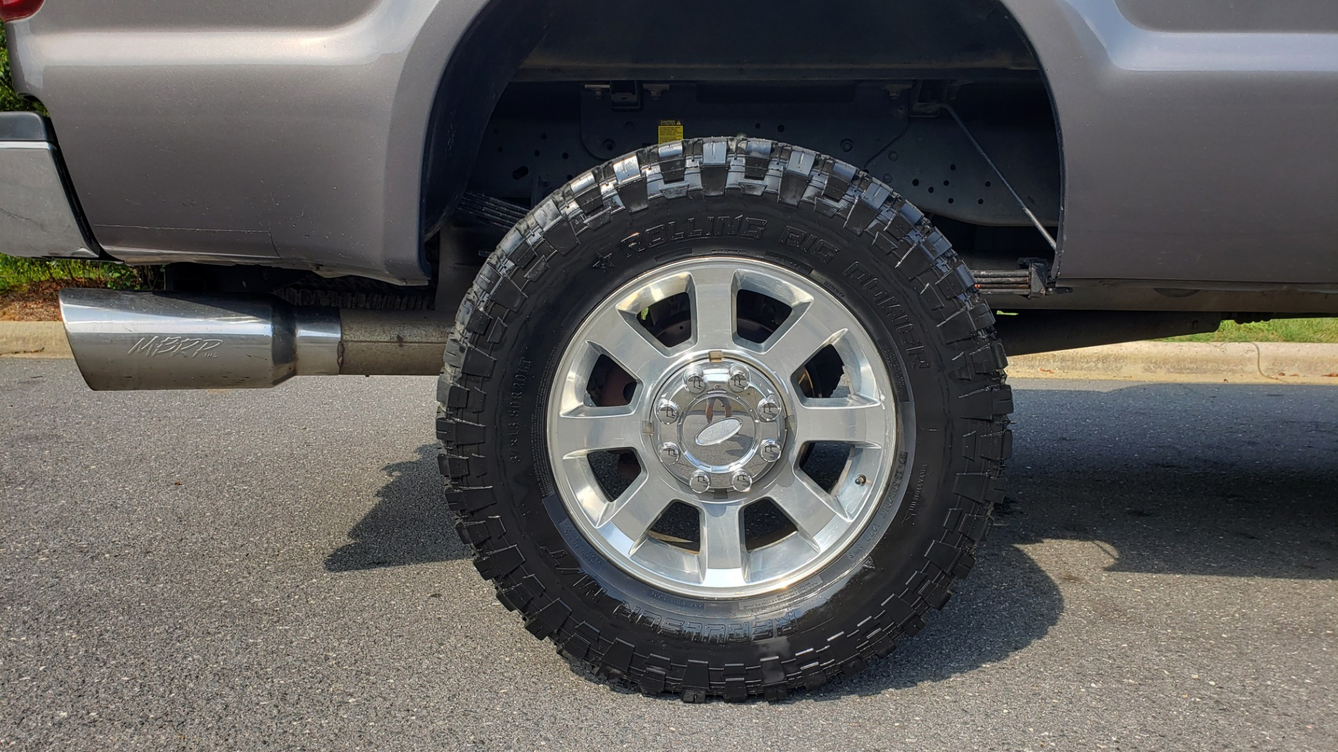 Used 2008 Ford Super Duty F-250 SRW Lariat for sale Sold at Formula Imports in Charlotte NC 28227 71
