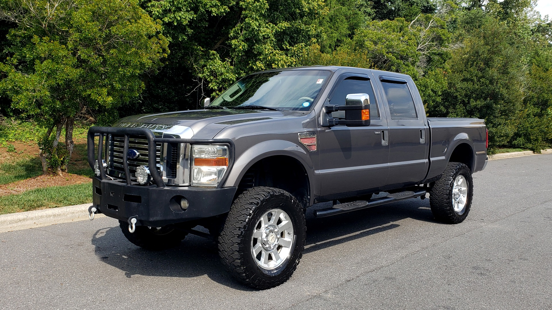 Used 2008 Ford Super Duty F-250 SRW Lariat for sale Sold at Formula Imports in Charlotte NC 28227 1