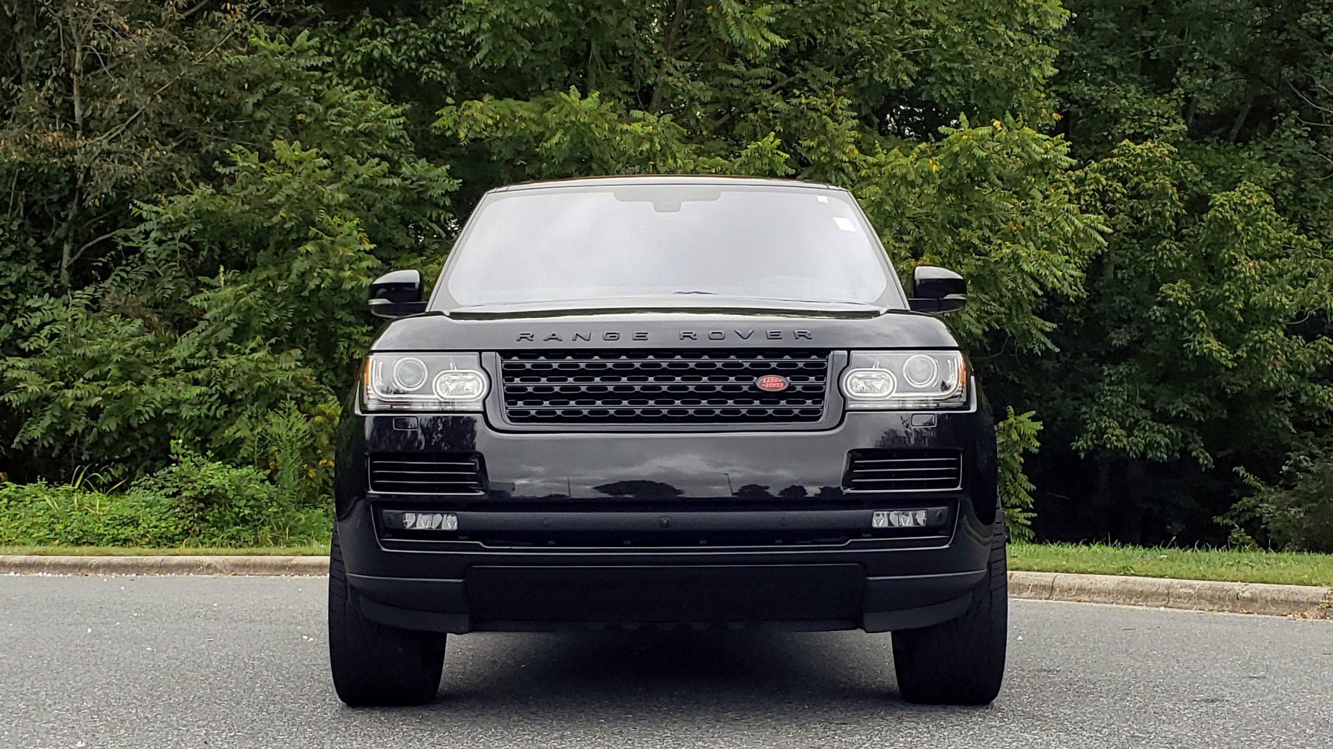Used 2016 Land Rover RANGE ROVER AUTOBIOGRAPHY / SC-V8 / LWB / PANO-ROOF / NAV / MERIDIAN / ENT / REARVIEW for sale Sold at Formula Imports in Charlotte NC 28227 28