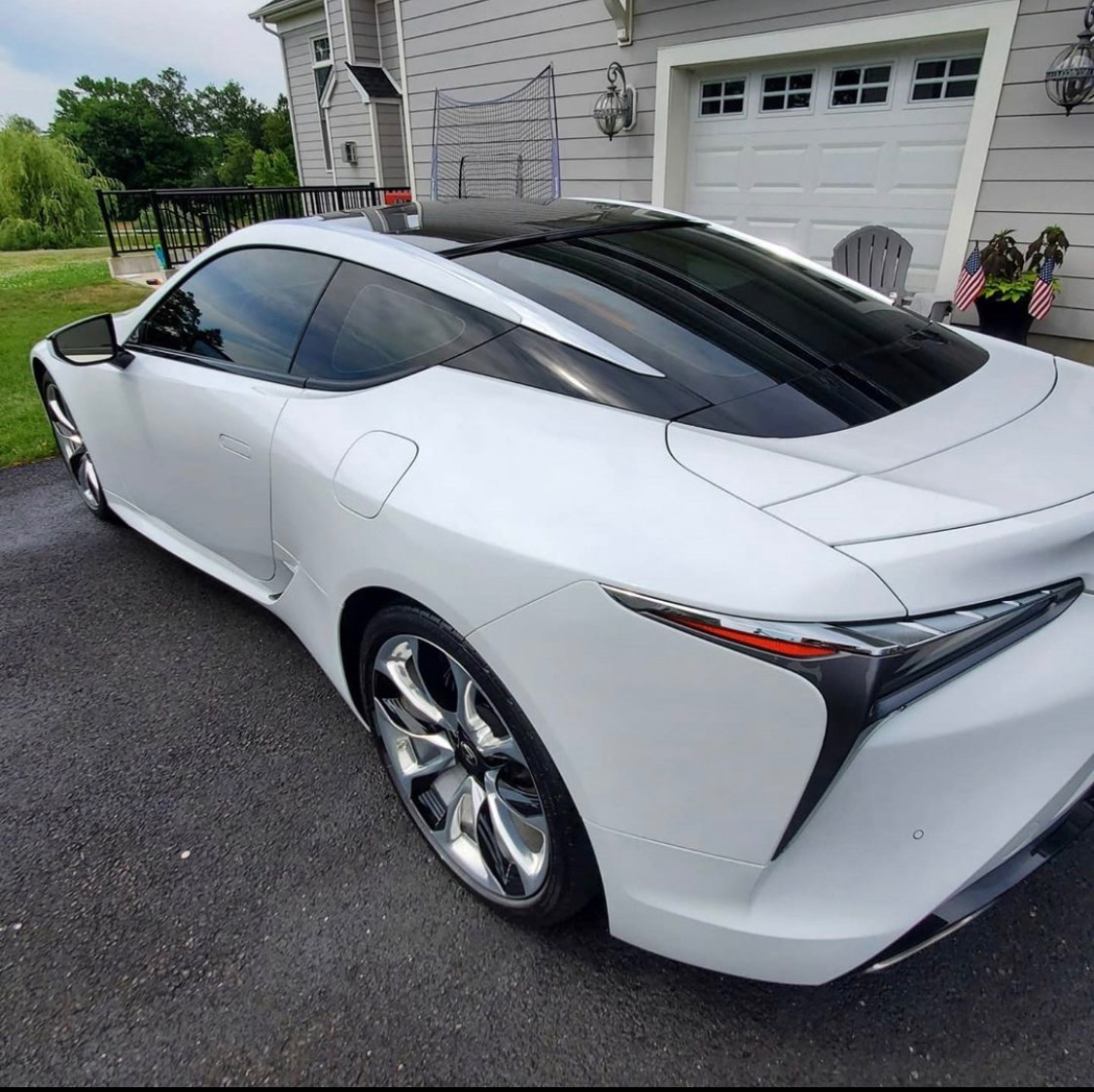 Used 2018 Lexus LC LC 500 for sale Sold at Formula Imports in Charlotte NC 28227 5