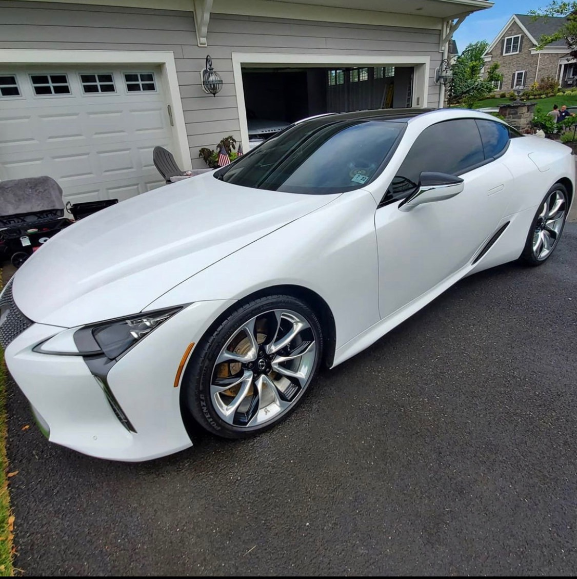 Used 2018 Lexus LC LC 500 for sale Sold at Formula Imports in Charlotte NC 28227 7