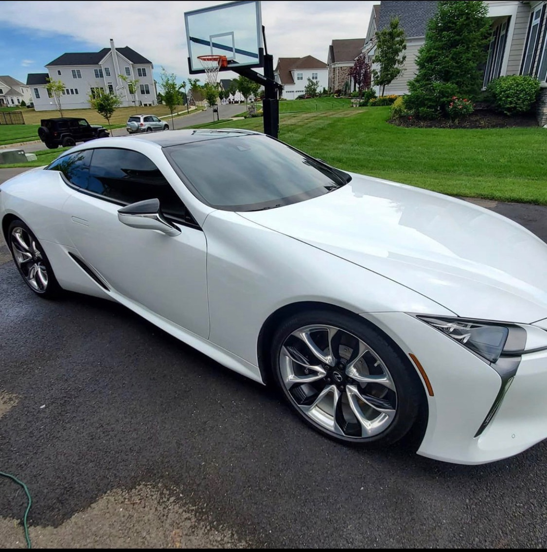 Used 2018 Lexus LC LC 500 for sale Sold at Formula Imports in Charlotte NC 28227 8