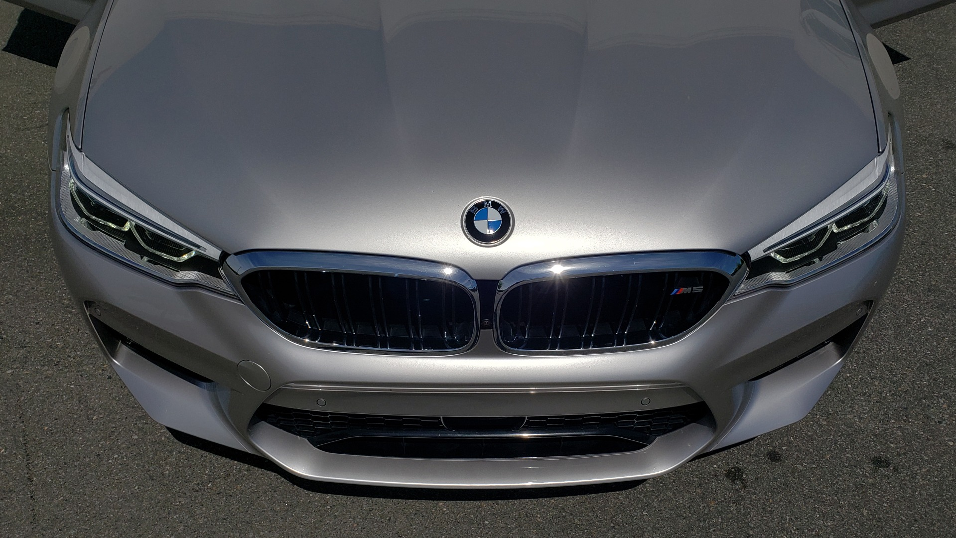 Used 2018 BMW M5 for sale Sold at Formula Imports in Charlotte NC 28227 21