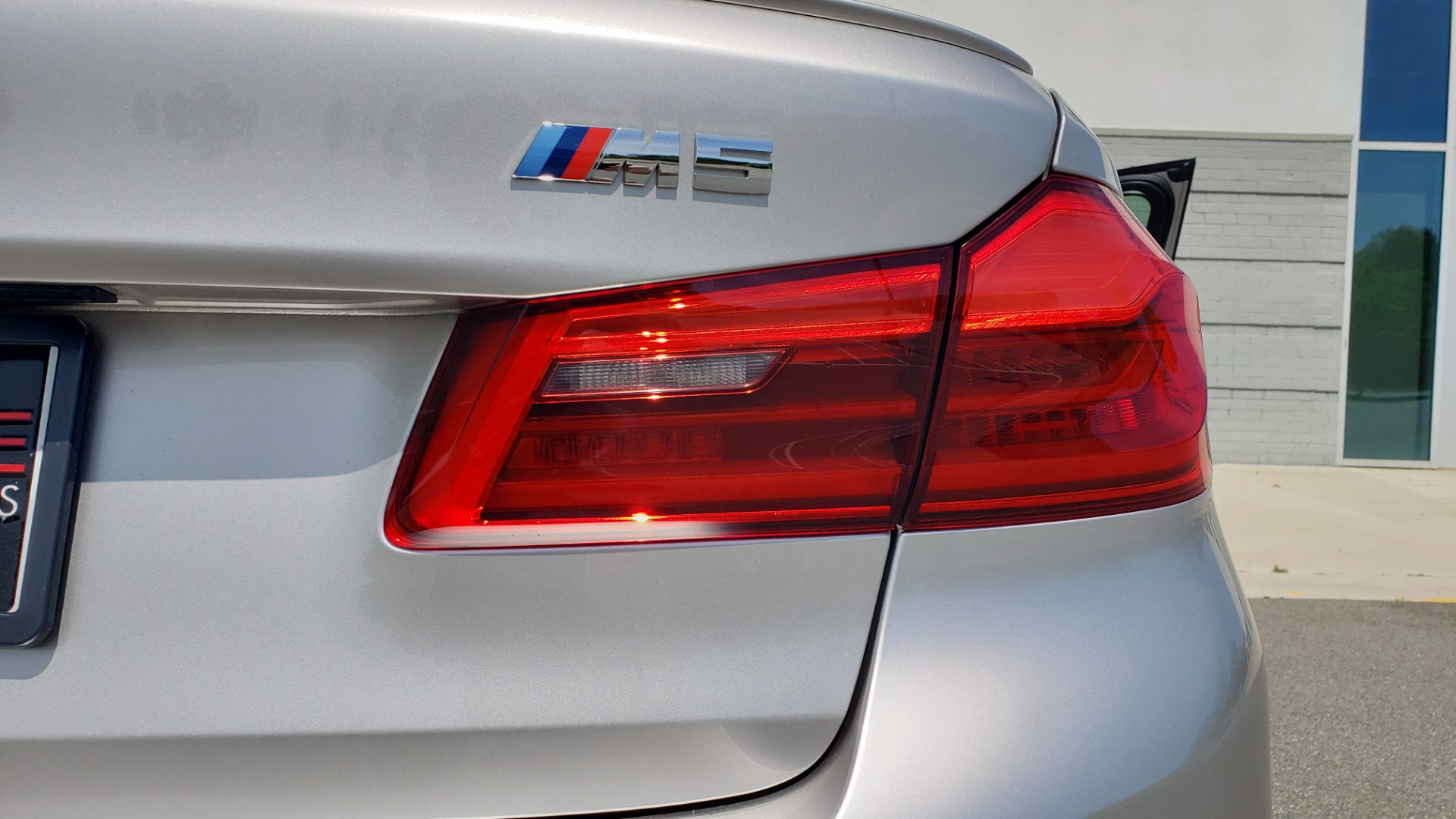 Used 2018 BMW M5 for sale Sold at Formula Imports in Charlotte NC 28227 26