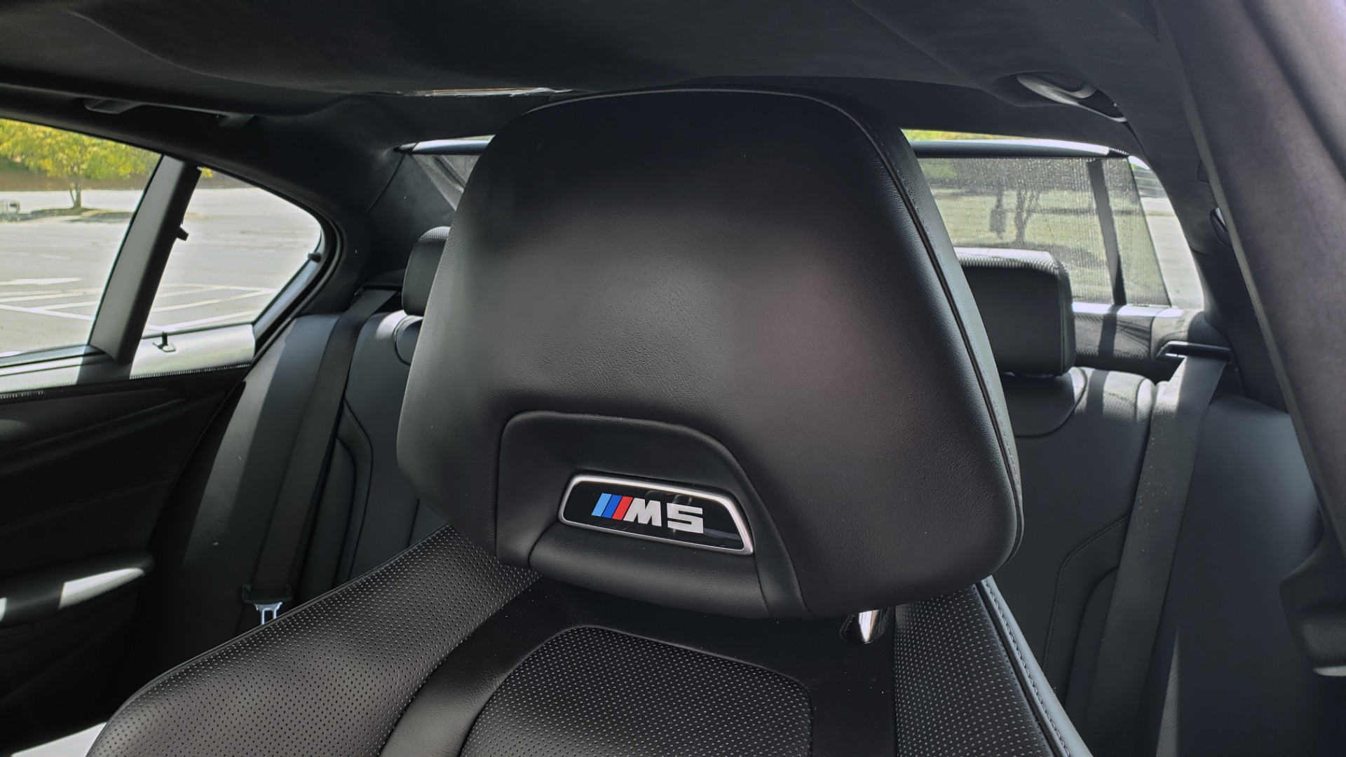 Used 2018 BMW M5 SEDAN / EXEC PKG / DRVR ASST PLUS / MOONROOF / B&W SND for sale $81,495 at Formula Imports in Charlotte NC 28227 32