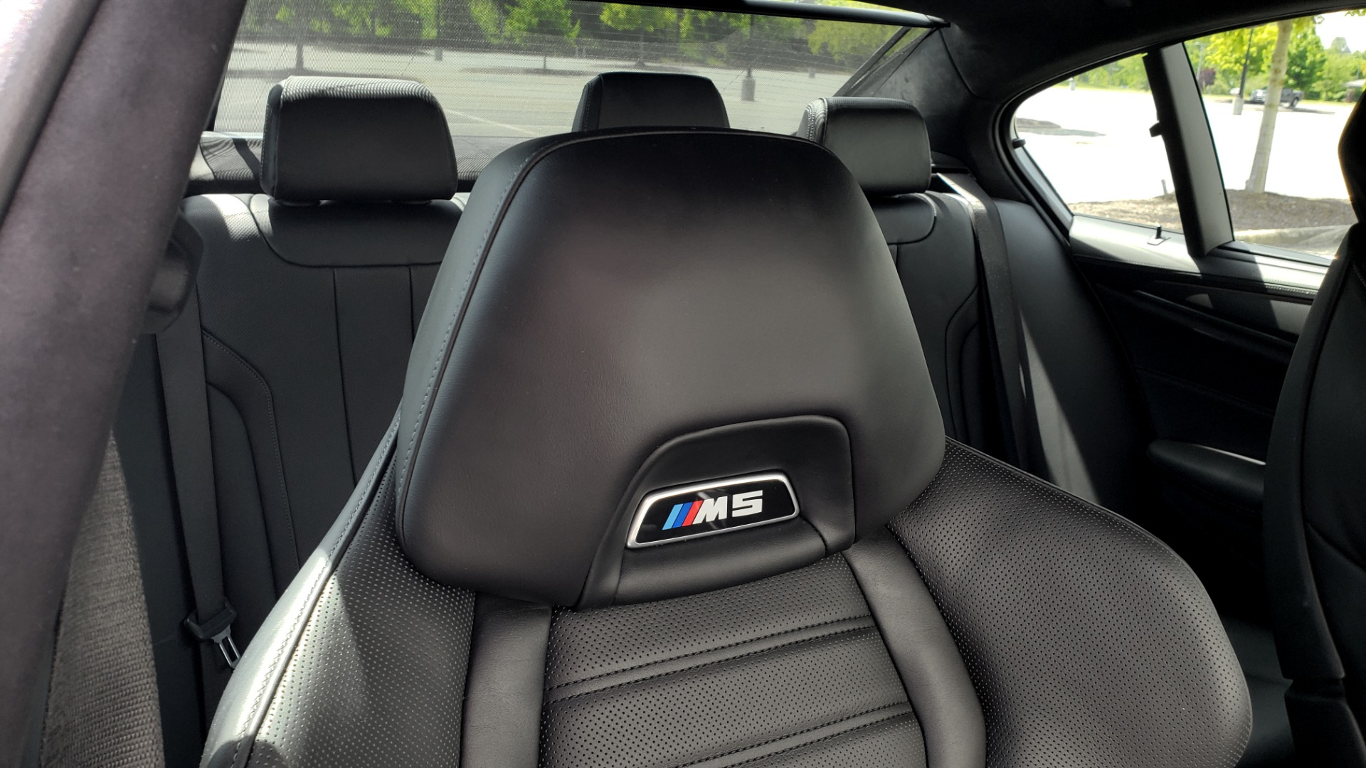 Used 2018 BMW M5 for sale Sold at Formula Imports in Charlotte NC 28227 68