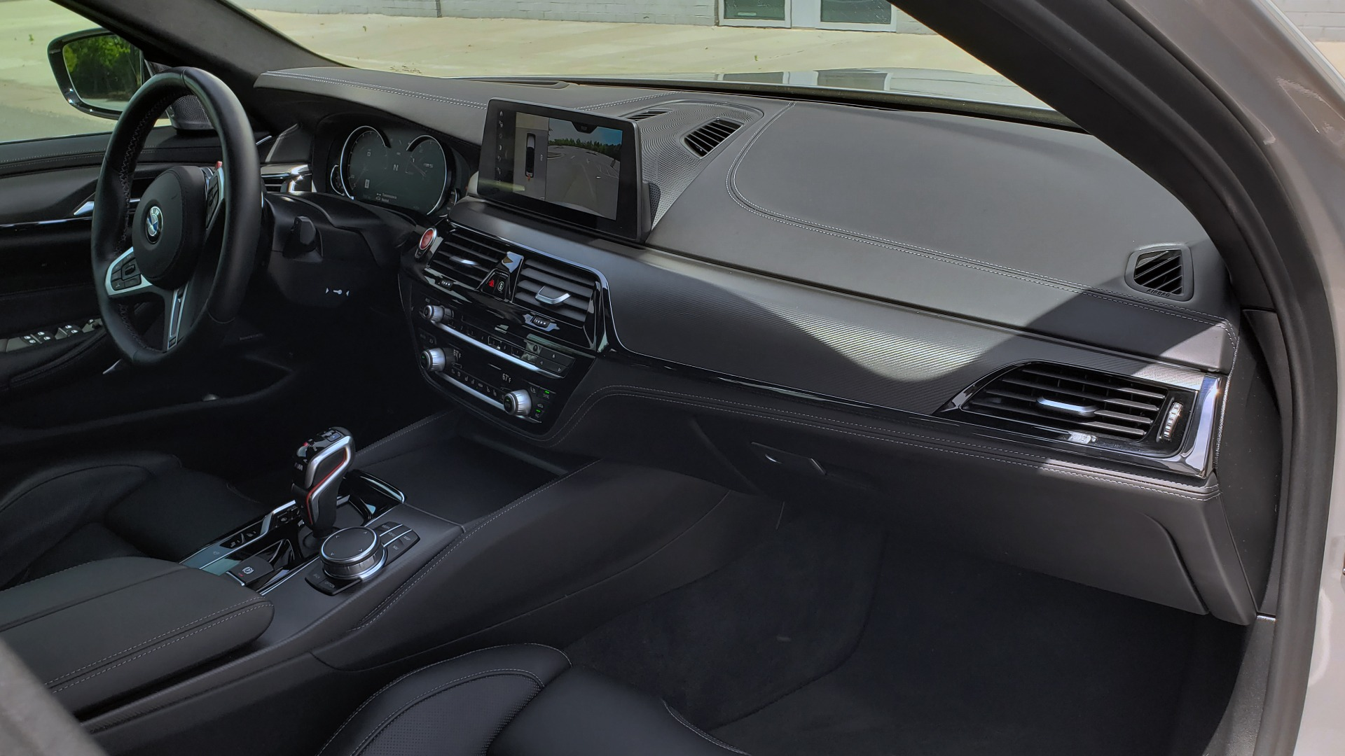 Used 2018 BMW M5 for sale Sold at Formula Imports in Charlotte NC 28227 69