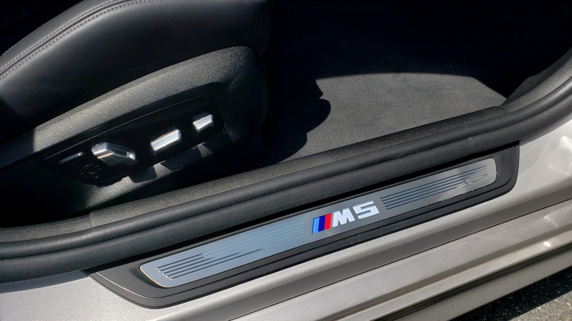 Used 2018 BMW M5 for sale Sold at Formula Imports in Charlotte NC 28227 71