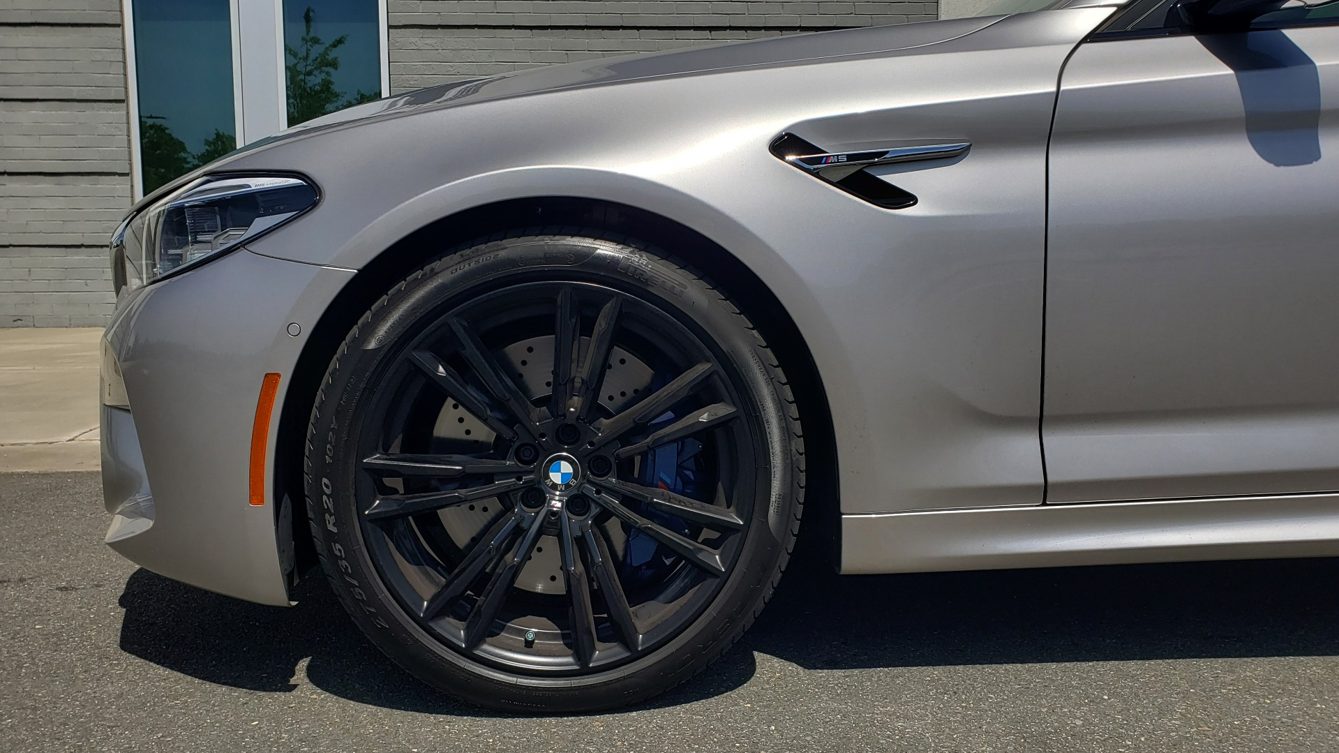 Used 2018 BMW M5 for sale Sold at Formula Imports in Charlotte NC 28227 80