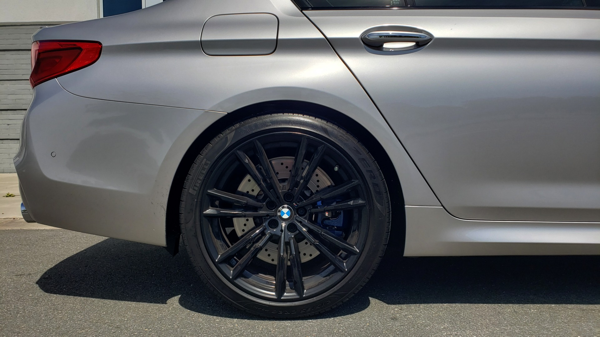 Used 2018 BMW M5 for sale Sold at Formula Imports in Charlotte NC 28227 82