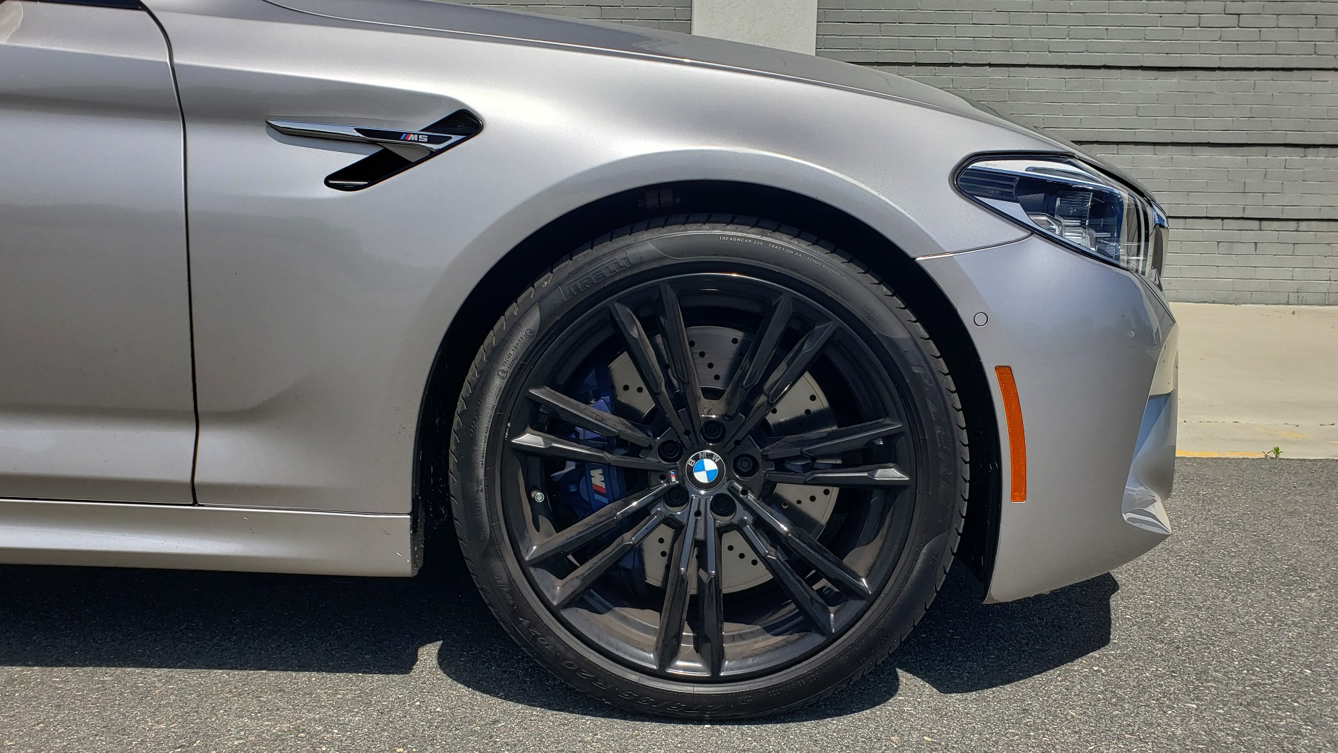 Used 2018 BMW M5 for sale Sold at Formula Imports in Charlotte NC 28227 83