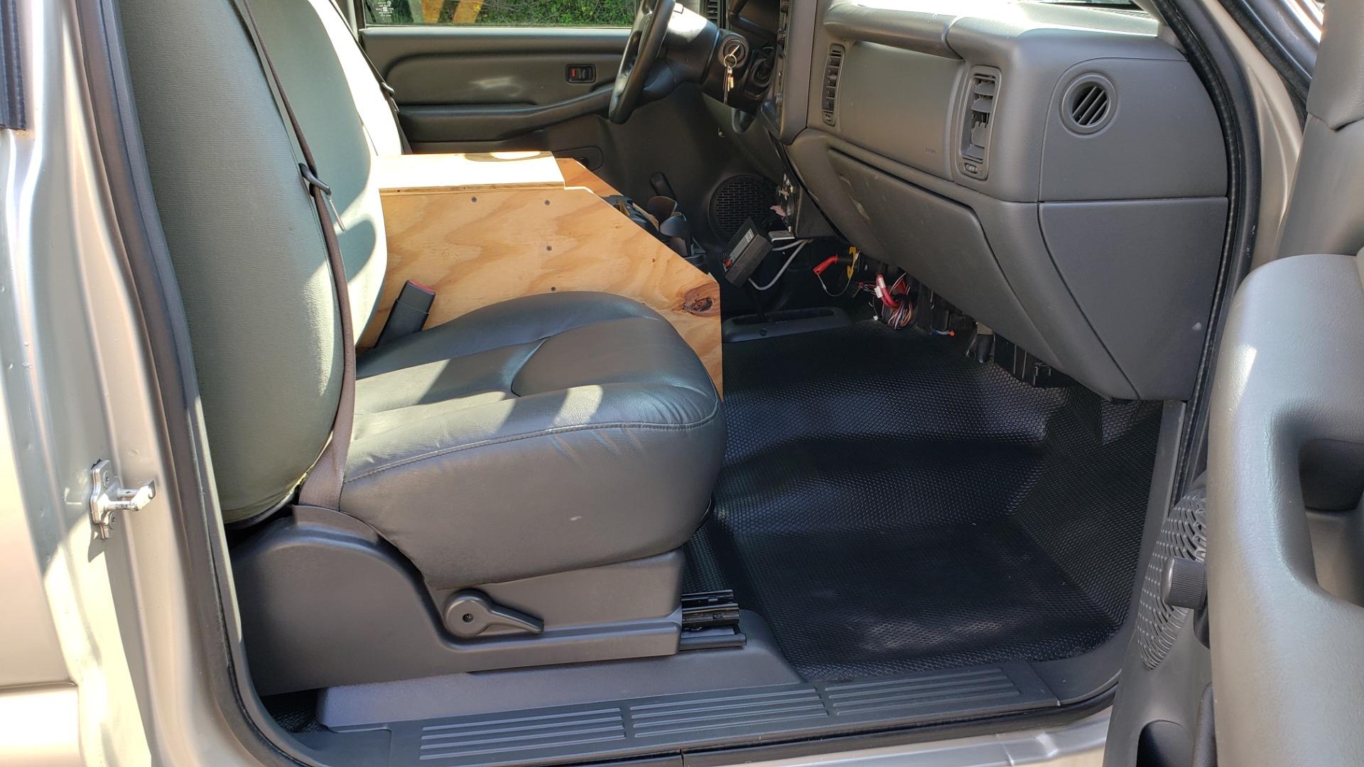 Used 2005 Chevrolet SILVERADO 3500 DRW / 4WD / REG CAB / 6.6L DURAMAX / DOOMSDAY PREPPER for sale $21,499 at Formula Imports in Charlotte NC 28227 25