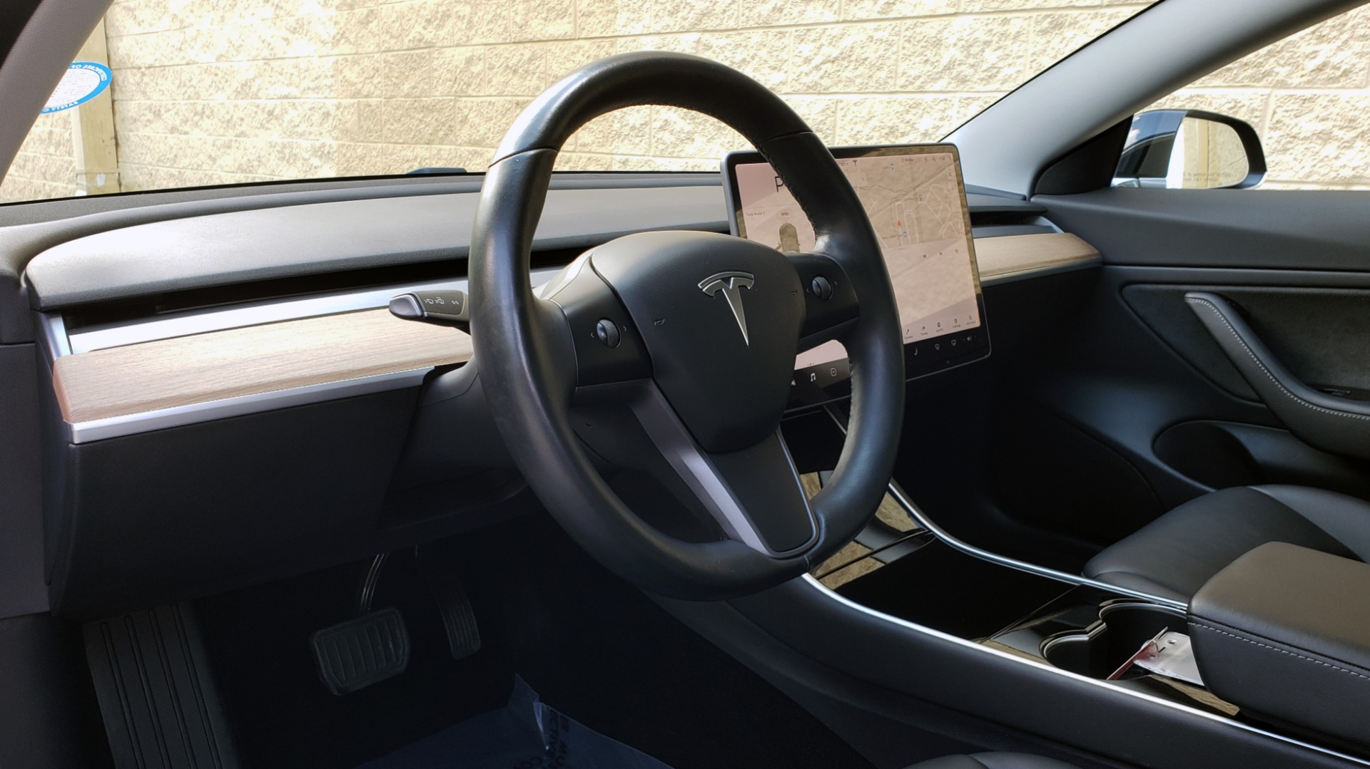 Used 2018 Tesla MODEL 3 LONG RANGE BATTERY / NAV / GLASS ROOF / REARVIEW for sale Sold at Formula Imports in Charlotte NC 28227 31