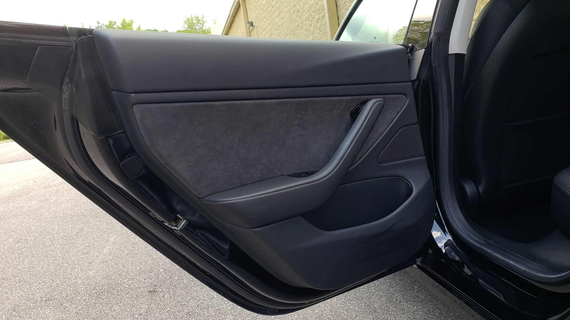 Used 2018 Tesla MODEL 3 LONG RANGE BATTERY / NAV / GLASS ROOF / REARVIEW for sale Sold at Formula Imports in Charlotte NC 28227 45