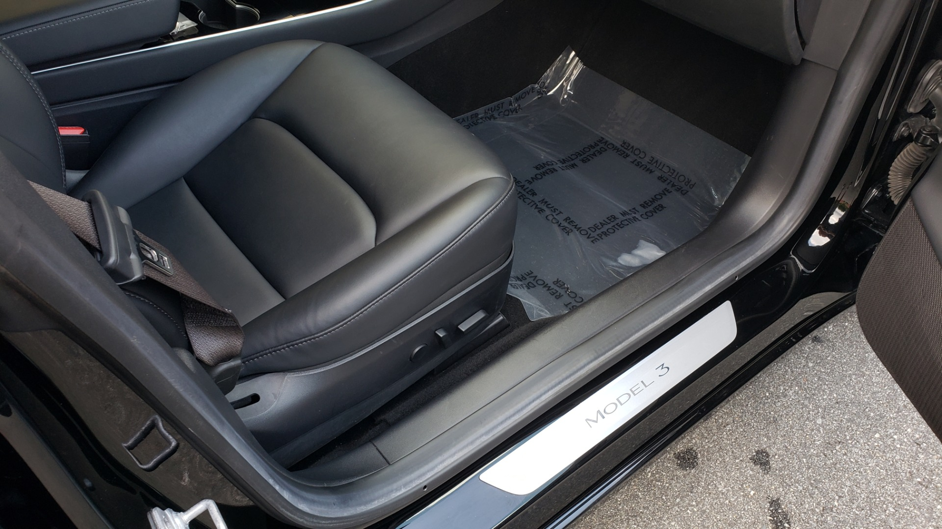 Used 2018 Tesla MODEL 3 LONG RANGE BATTERY / NAV / GLASS ROOF / REARVIEW for sale Sold at Formula Imports in Charlotte NC 28227 55