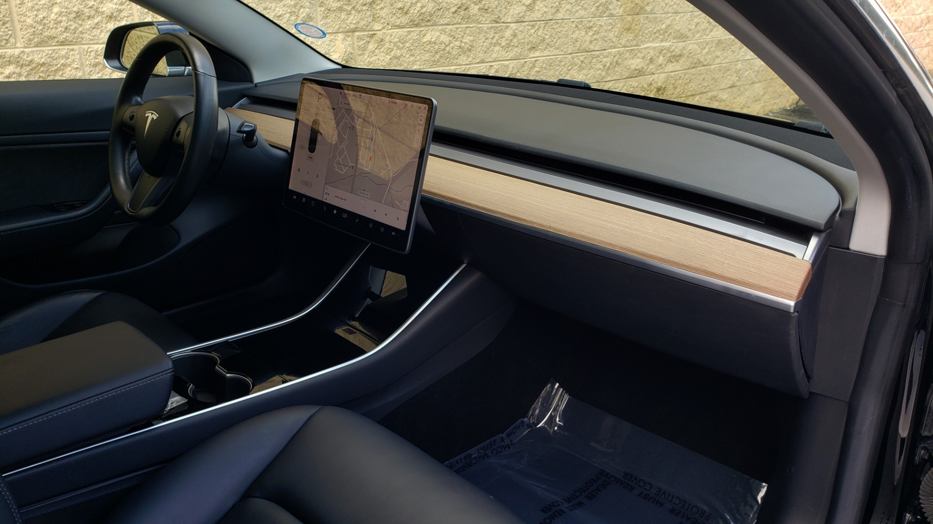 Used 2018 Tesla MODEL 3 LONG RANGE BATTERY / NAV / GLASS ROOF / REARVIEW for sale Sold at Formula Imports in Charlotte NC 28227 58