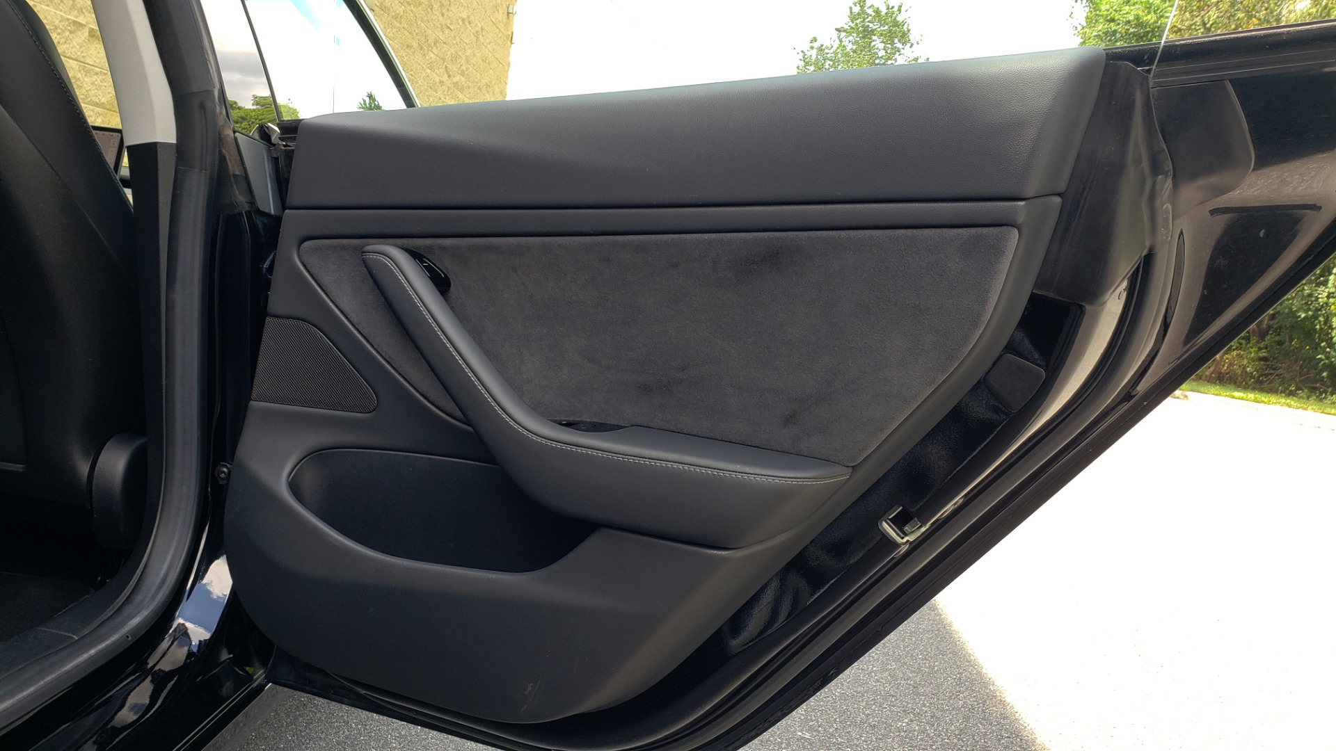 Used 2018 Tesla MODEL 3 LONG RANGE BATTERY / NAV / GLASS ROOF / REARVIEW for sale Sold at Formula Imports in Charlotte NC 28227 60