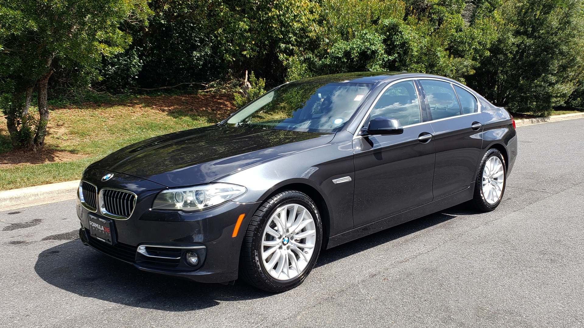 Used 2016 BMW 5 SERIES 528I XDRIVE / PREM / LUX / DRVR ASST / CLD WTHR / REARVIEW for sale Sold at Formula Imports in Charlotte NC 28227 5