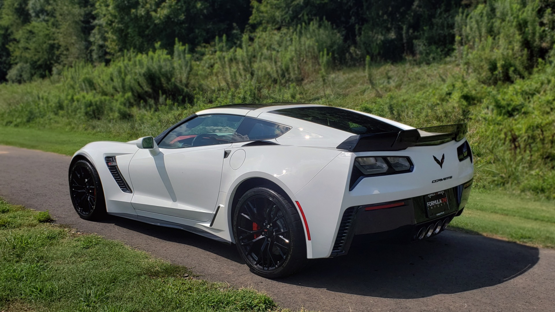 Used 2015 Chevrolet CORVETTE Z06 3LZ / 6.2L SUPERCHARGED 650HP / NAV / BOSE / REARVIEW for sale Sold at Formula Imports in Charlotte NC 28227 11