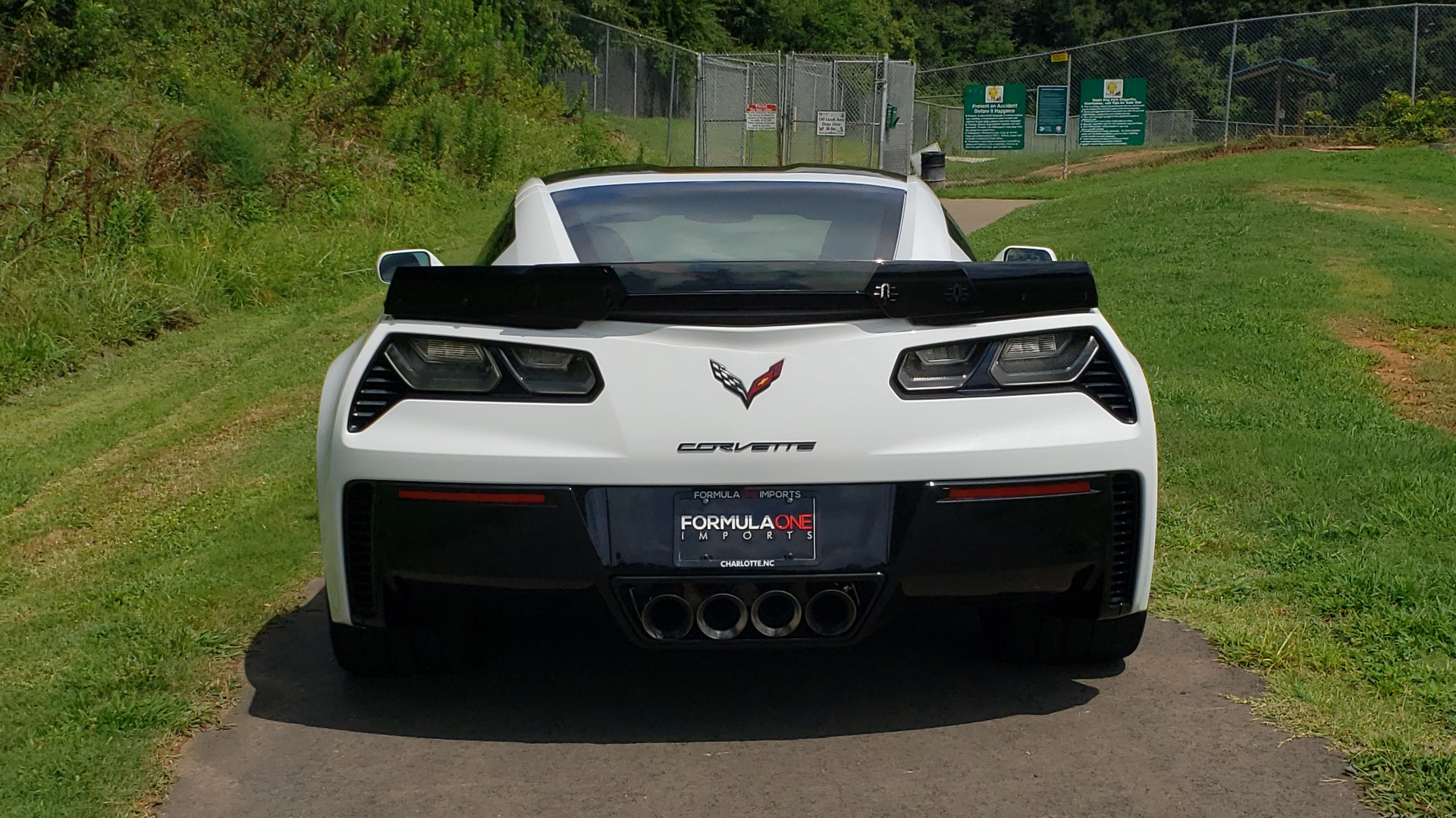 Used 2015 Chevrolet CORVETTE Z06 3LZ / 6.2L SUPERCHARGED 650HP / NAV / BOSE / REARVIEW for sale Sold at Formula Imports in Charlotte NC 28227 13