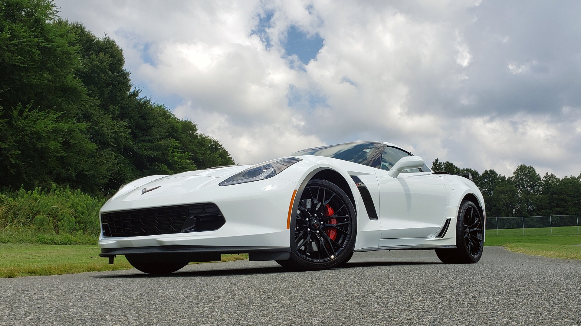 Used 2015 Chevrolet CORVETTE Z06 3LZ / 6.2L SUPERCHARGED 650HP / NAV / BOSE / REARVIEW for sale Sold at Formula Imports in Charlotte NC 28227 2