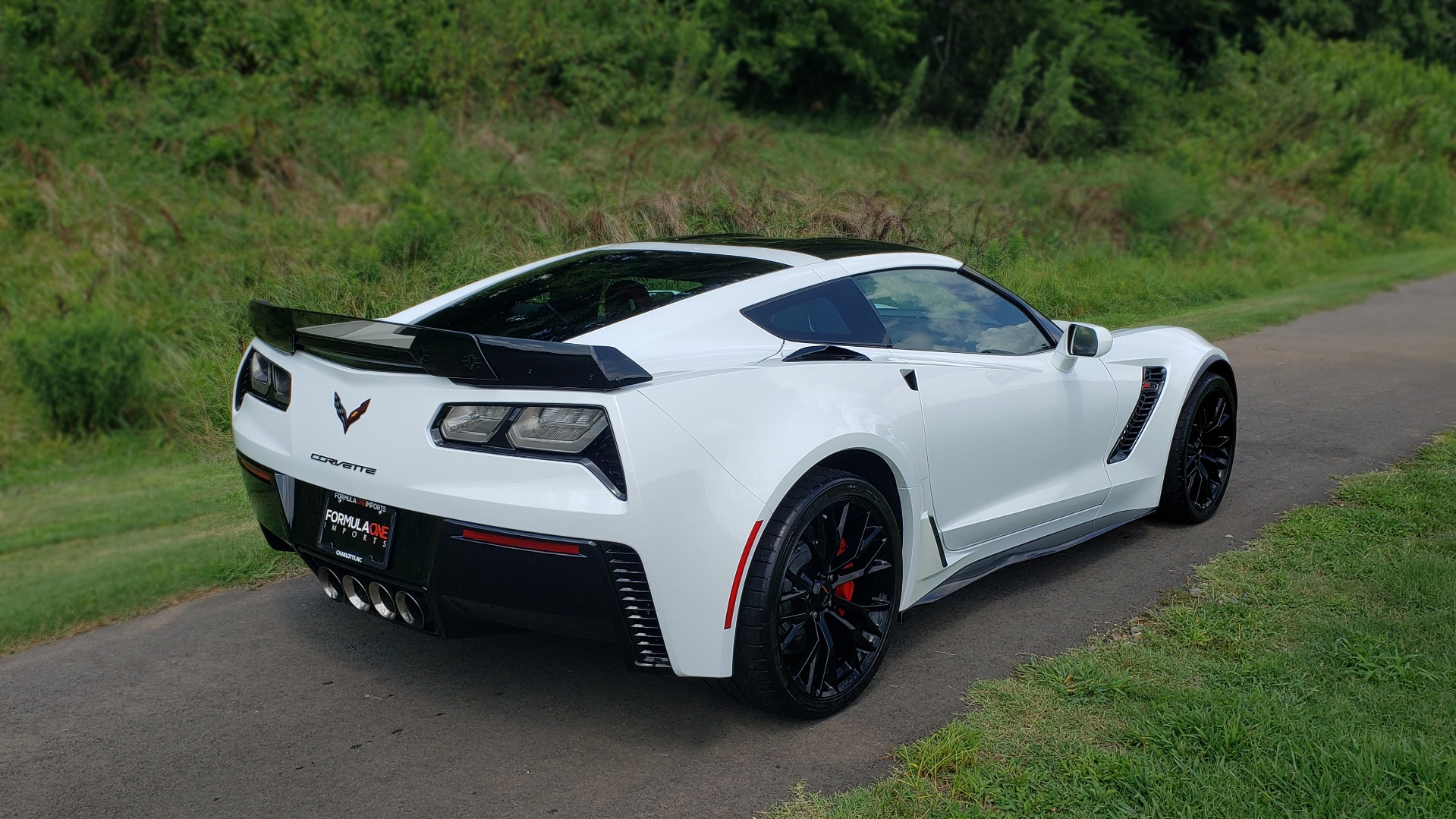 Used 2015 Chevrolet CORVETTE Z06 3LZ / 6.2L SUPERCHARGED 650HP / NAV / BOSE / REARVIEW for sale Sold at Formula Imports in Charlotte NC 28227 5