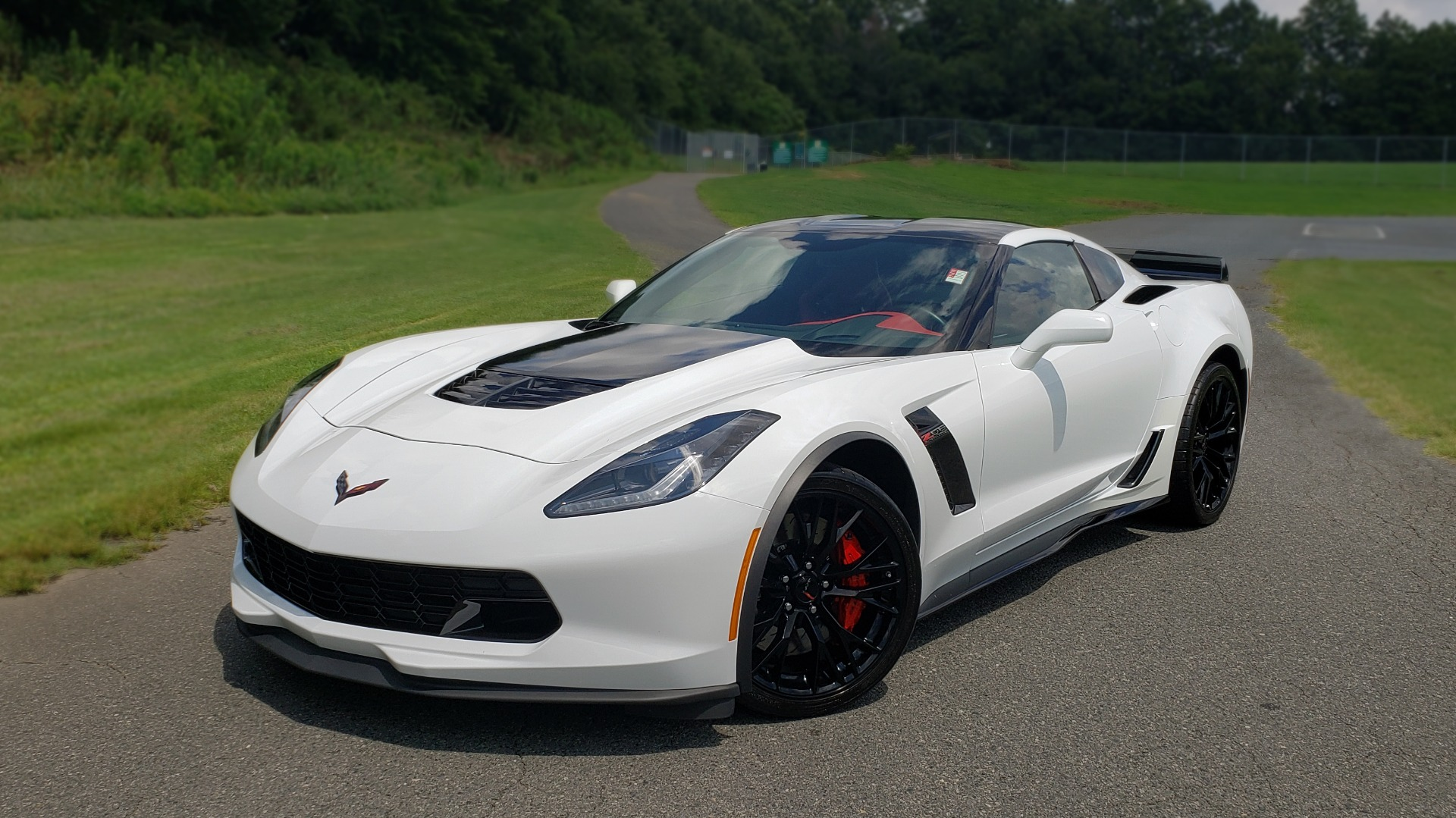 Used 2015 Chevrolet CORVETTE Z06 3LZ / 6.2L SUPERCHARGED 650HP / NAV / BOSE / REARVIEW for sale Sold at Formula Imports in Charlotte NC 28227 1
