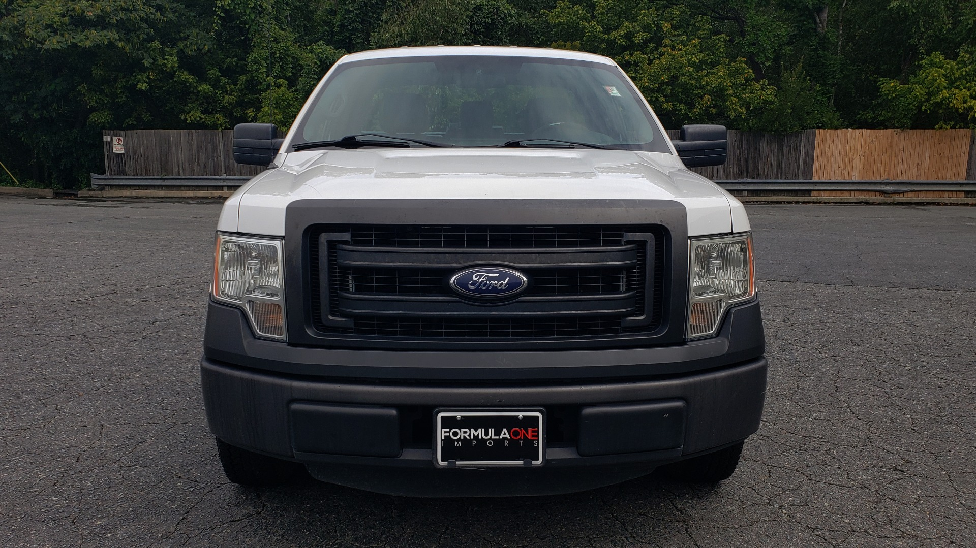 Used 2013 Ford F-150 XL / 2WD / 145 WB / 3.7L V6 / 6-SPD AUTO / TOW PKG for sale Sold at Formula Imports in Charlotte NC 28227 35
