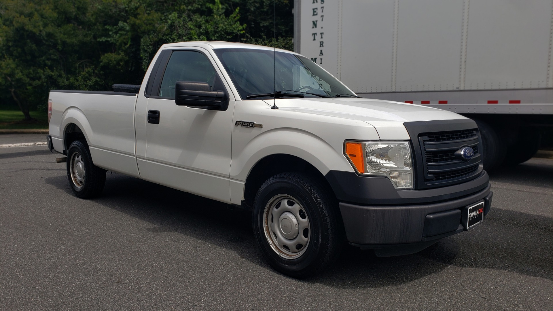 Used 2013 Ford F-150 XL / 2WD / 145 WB / 3.7L V6 / 6-SPD AUTO / TOW PKG for sale Sold at Formula Imports in Charlotte NC 28227 6