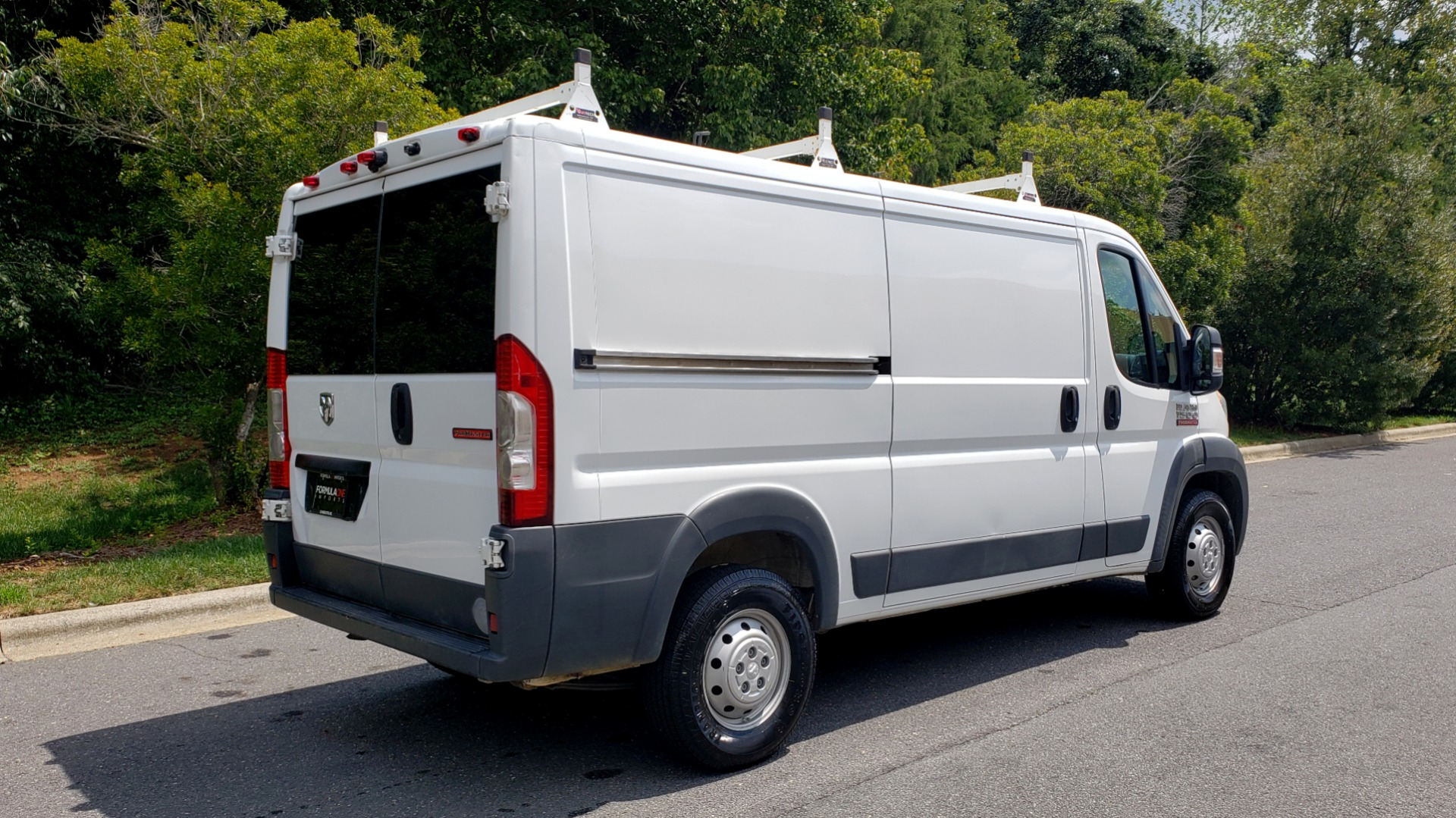Used 2015 Ram PROMASTER CARGO VAN 1500 / LOW ROOF / 136IN WB / ROOF RACK / 1-OWNER for sale Sold at Formula Imports in Charlotte NC 28227 4