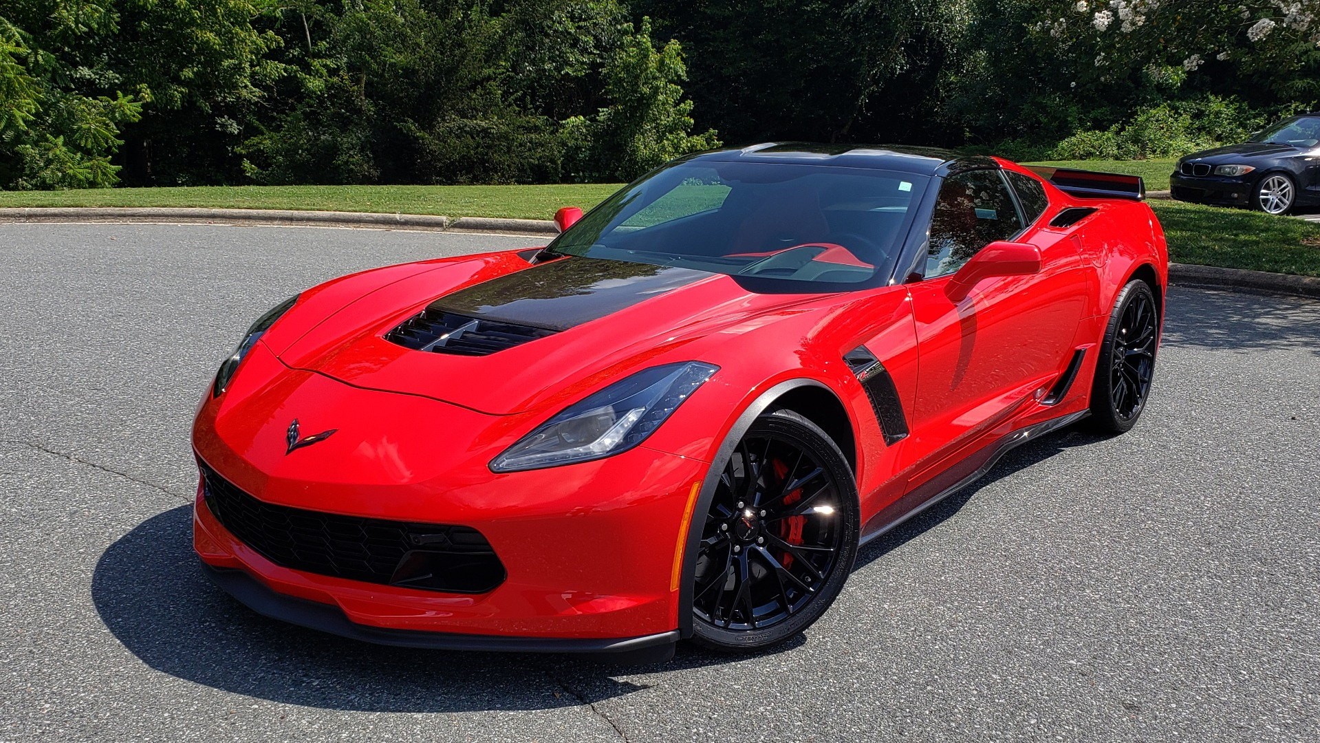 Used 2016 Chevrolet CORVETTE Z06 3LZ / 6.2L SUPERCHARGED 650HP / NAV / BOSE / REARVIEW for sale Sold at Formula Imports in Charlotte NC 28227 1