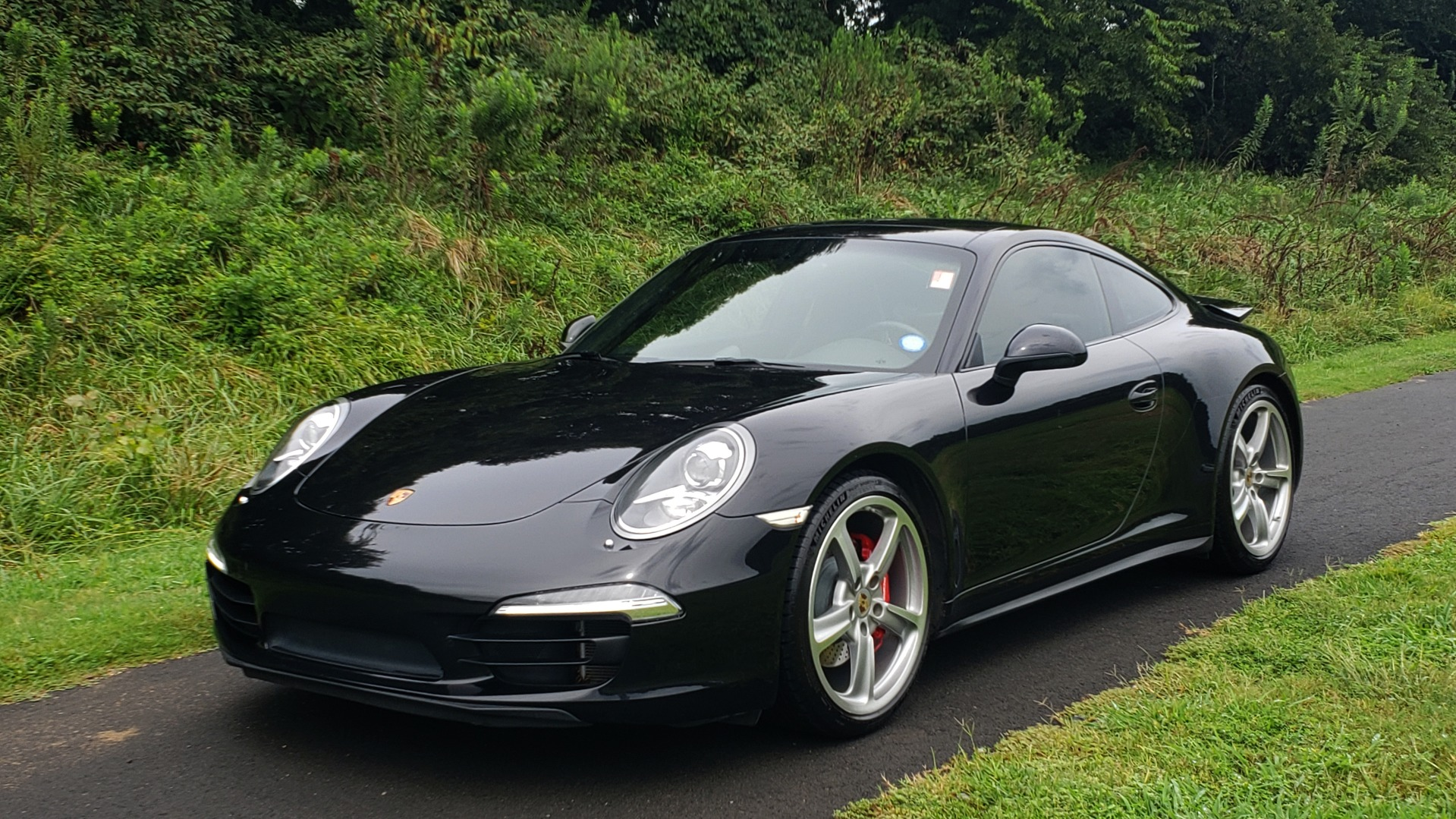 Used 2014 Porsche 911 CARRERA 4S / AWD / 3.8L / PDK / CHRONO / NAV / BOSE / SUNROOF for sale Sold at Formula Imports in Charlotte NC 28227 4