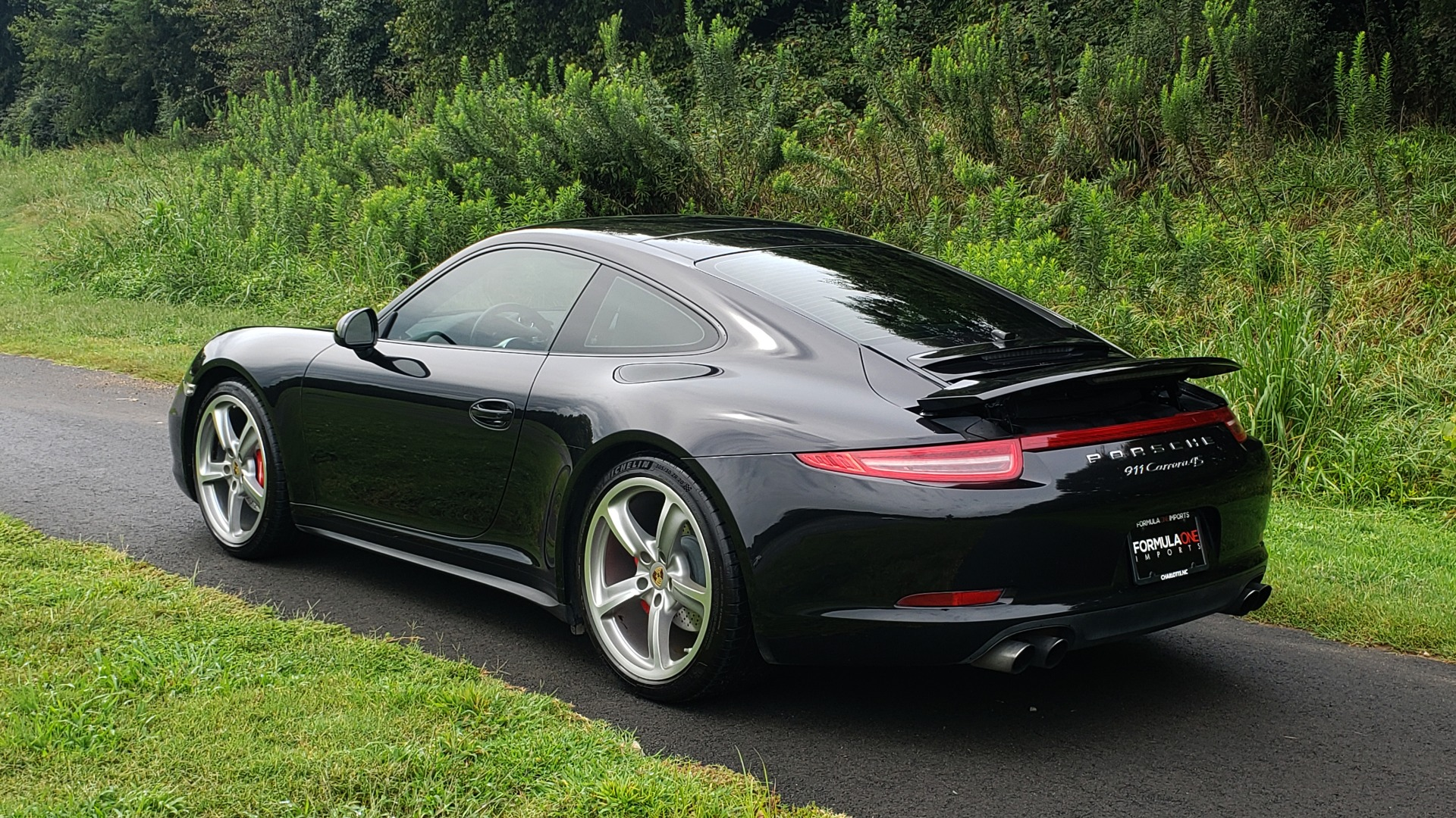 Used 2014 Porsche 911 CARRERA 4S / AWD / 3.8L / PDK / CHRONO / NAV / BOSE / SUNROOF for sale Sold at Formula Imports in Charlotte NC 28227 6
