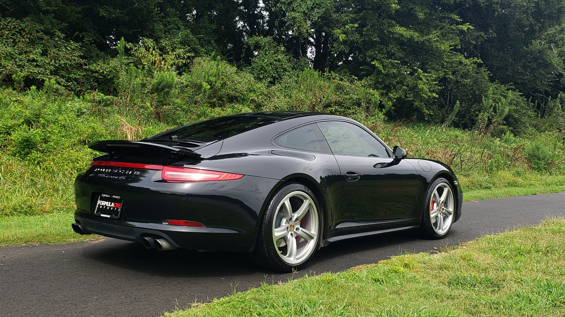 Used 2014 Porsche 911 CARRERA 4S / AWD / 3.8L / PDK / CHRONO / NAV / BOSE / SUNROOF for sale Sold at Formula Imports in Charlotte NC 28227 9