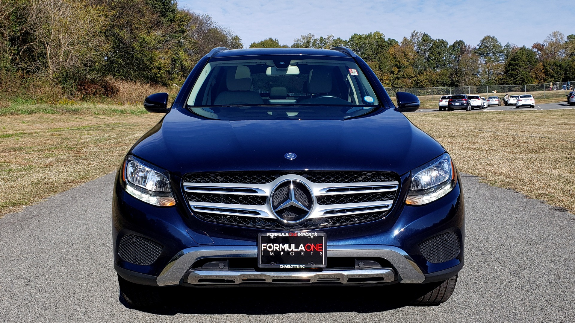 Used 2017 Mercedes-Benz GLC 300 4MATIC / PREM / NAV / KEYLESS-GO / SUNROOF / REARVIEW for sale Sold at Formula Imports in Charlotte NC 28227 10