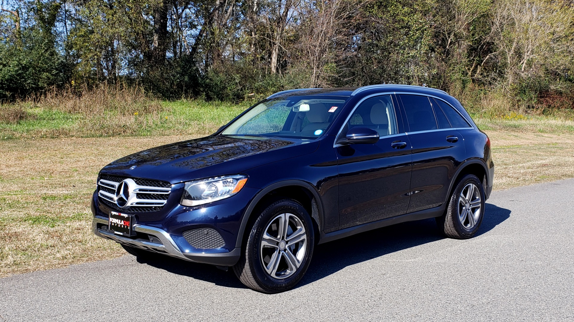 Used 2017 Mercedes-Benz GLC 300 4MATIC / PREM / NAV / KEYLESS-GO / SUNROOF / REARVIEW for sale Sold at Formula Imports in Charlotte NC 28227 1