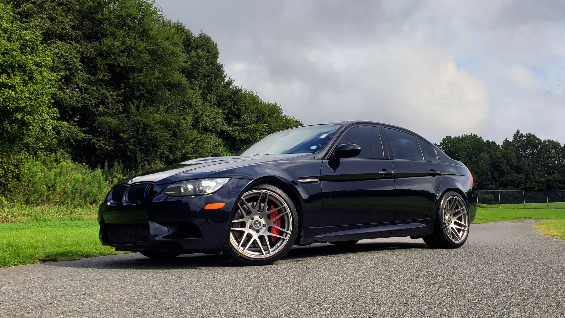 Used 2008 BMW 3 SERIES M3 PREMIUM / TECH / PDC / SUNROOF / 4.0L V8 / 6-SPD MANUAL for sale Sold at Formula Imports in Charlotte NC 28227 2