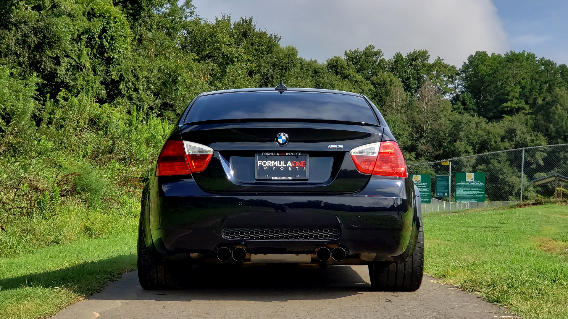 Used 2008 BMW 3 SERIES M3 PREMIUM / TECH / PDC / SUNROOF / 4.0L V8 / 6-SPD MANUAL for sale Sold at Formula Imports in Charlotte NC 28227 31
