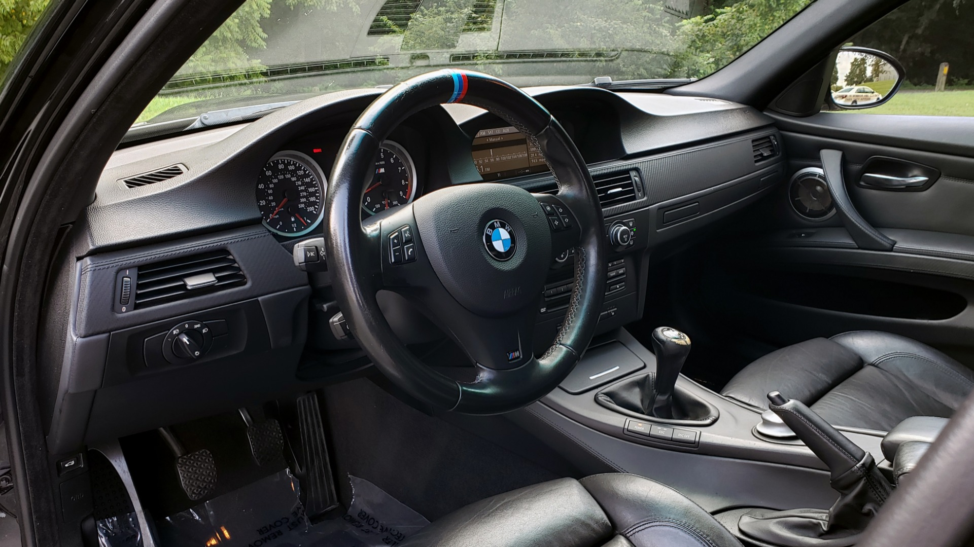 Used 2008 BMW 3 SERIES M3 PREMIUM / TECH / PDC / SUNROOF / 4.0L V8 / 6-SPD MANUAL for sale Sold at Formula Imports in Charlotte NC 28227 42