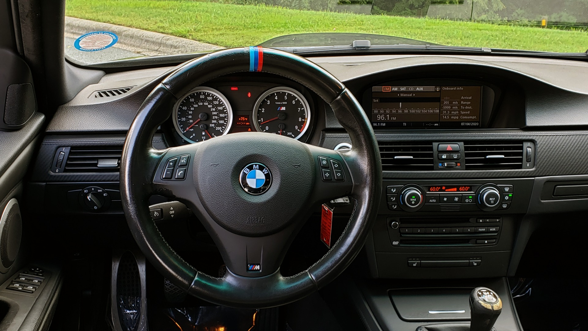 Used 2008 BMW 3 SERIES M3 PREMIUM / TECH / PDC / SUNROOF / 4.0L V8 / 6-SPD MANUAL for sale Sold at Formula Imports in Charlotte NC 28227 43