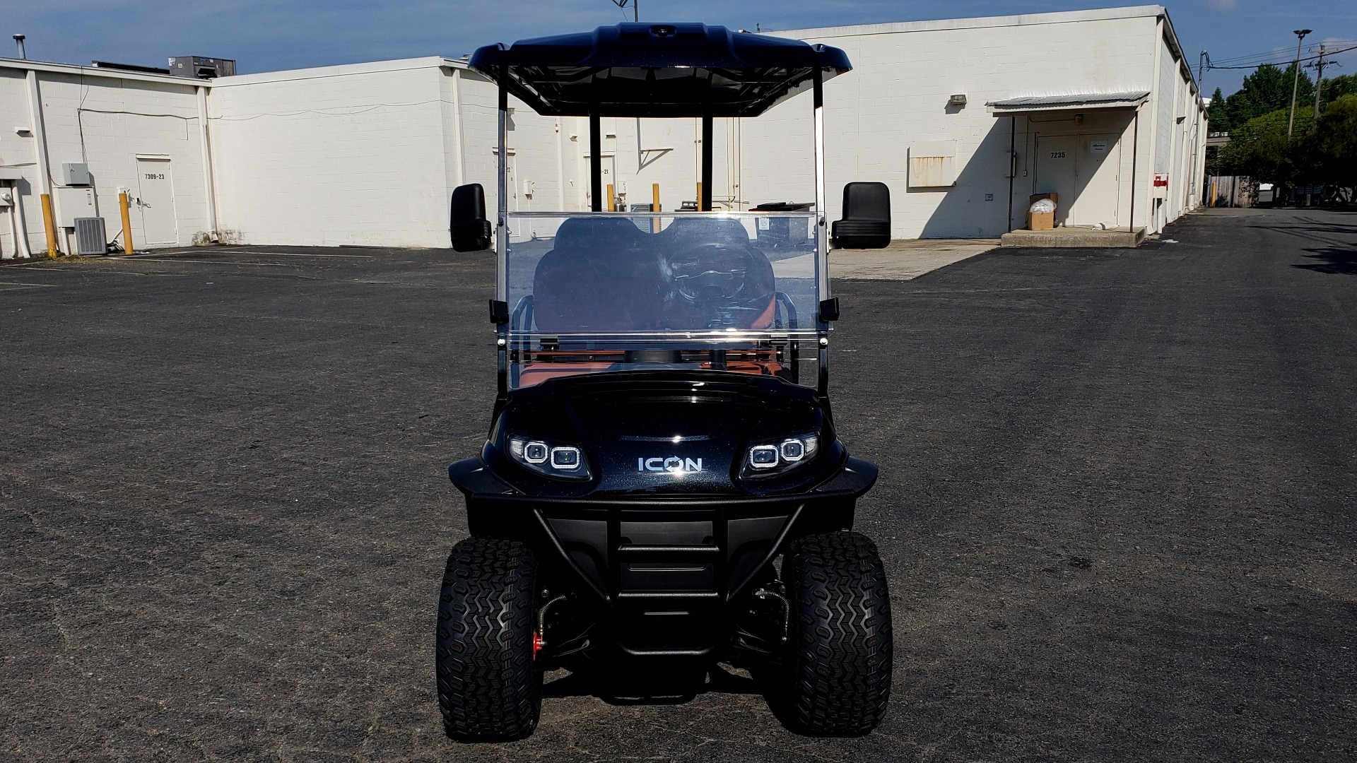 Used 2020 ICON I60L ELECTRIC CAR / 3-ROW / LIFTED / GOLF CART / SPEEDO for sale Sold at Formula Imports in Charlotte NC 28227 27
