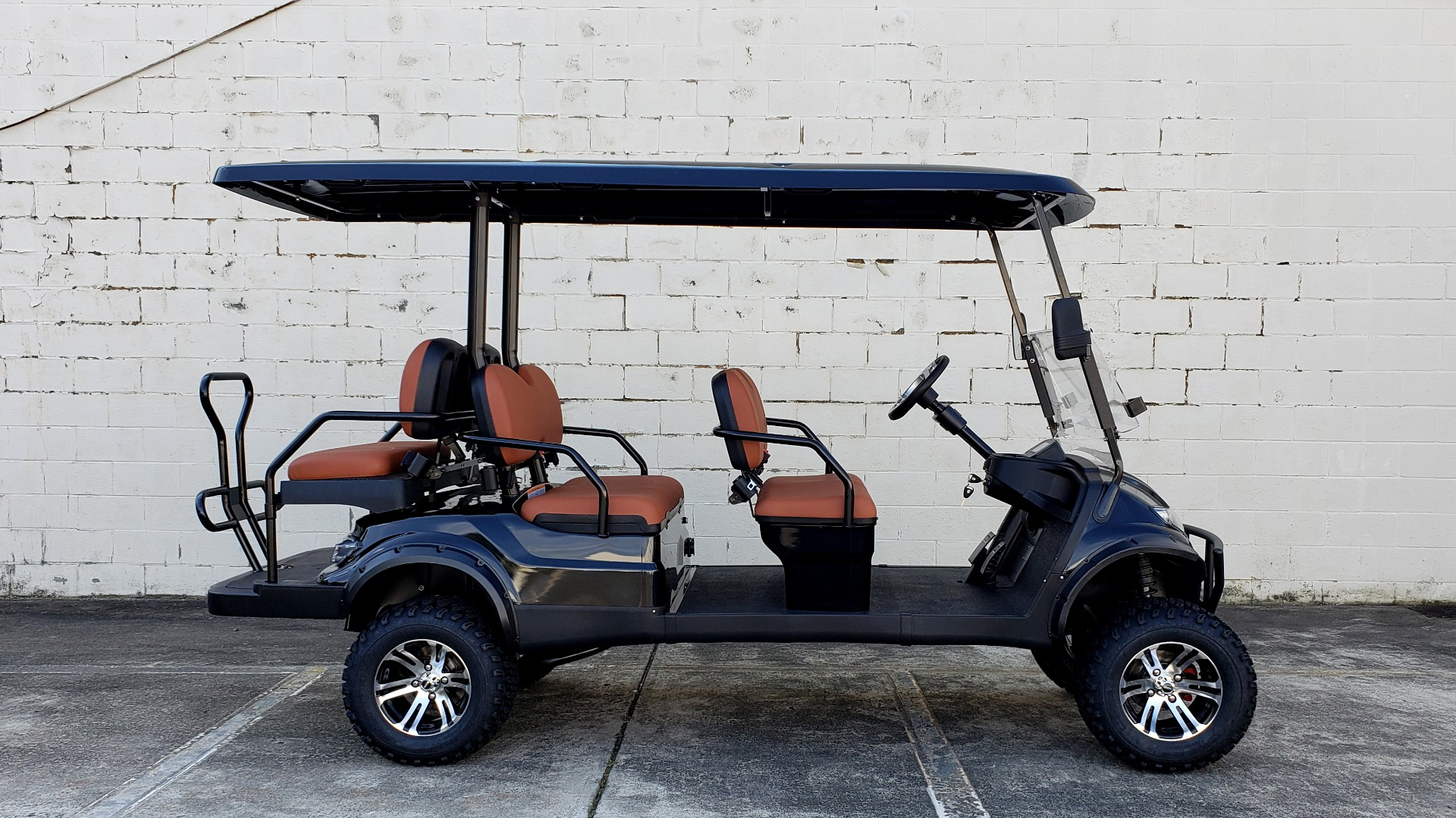Used 2020 ICON I60L ELECTRIC CAR / 3-ROW / LIFTED / GOLF CART / SPEEDO for sale Sold at Formula Imports in Charlotte NC 28227 34