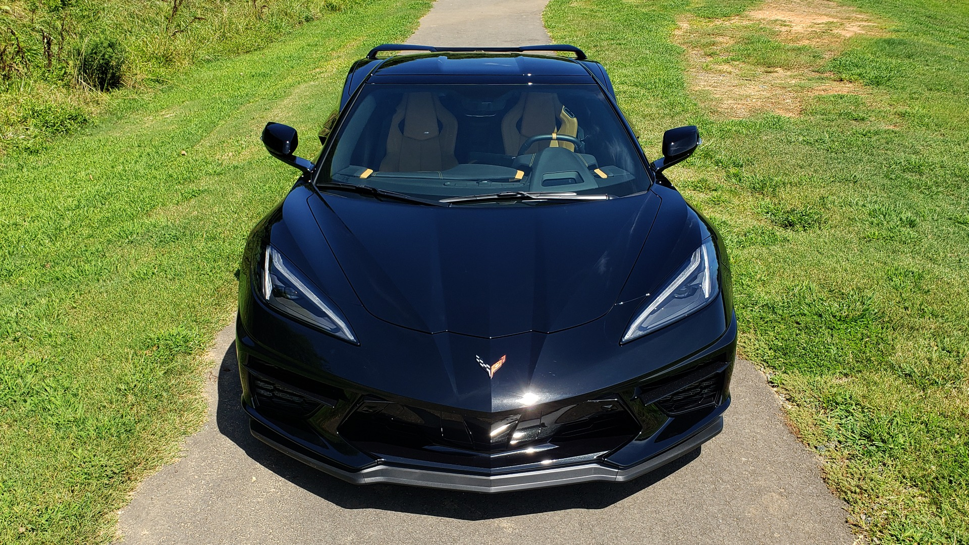 Used 2020 Chevrolet Corvette 2LT for sale Sold at Formula Imports in Charlotte NC 28227 17