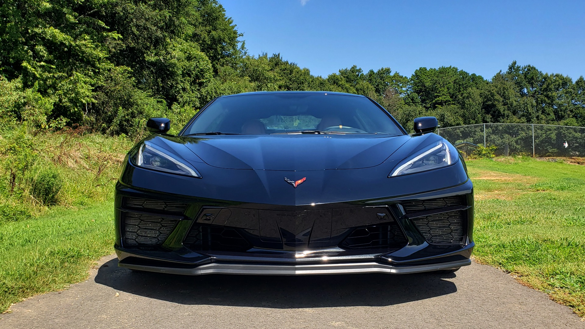 Used 2020 Chevrolet Corvette 2LT for sale Sold at Formula Imports in Charlotte NC 28227 18