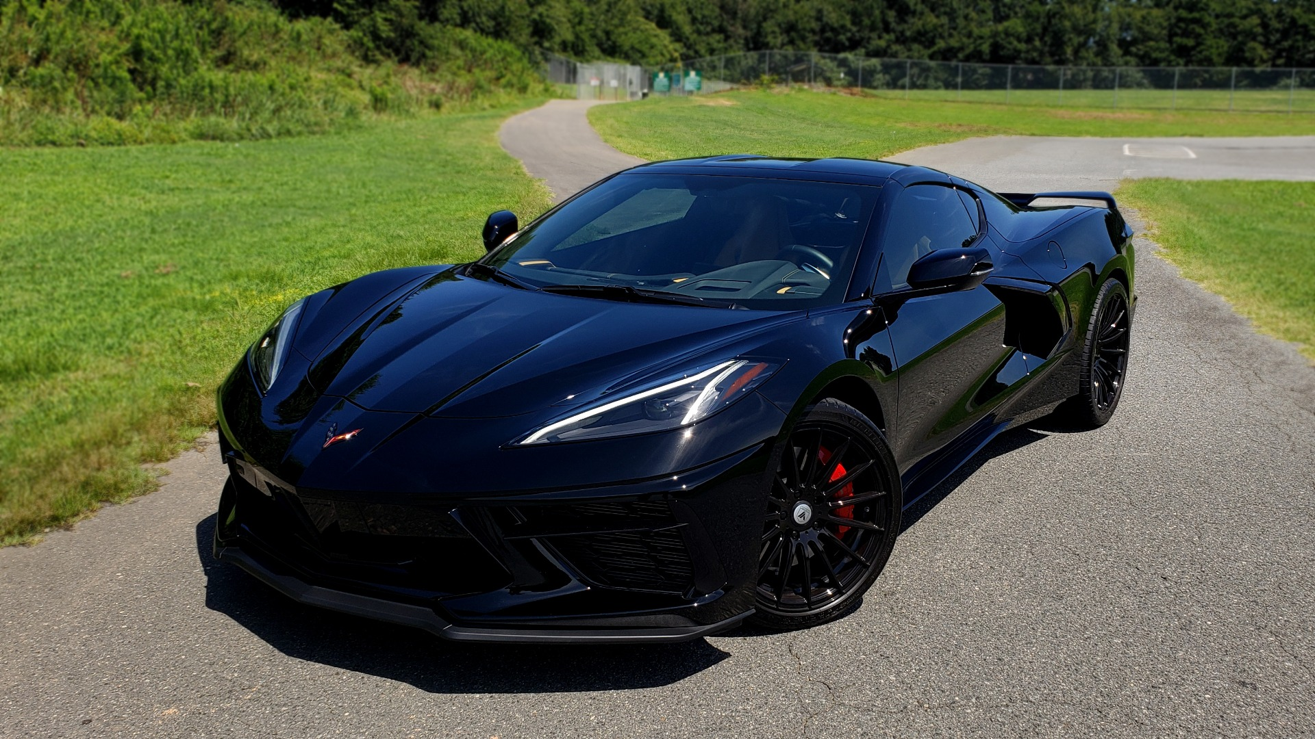 Used 2020 Chevrolet Corvette 2LT for sale Sold at Formula Imports in Charlotte NC 28227 2