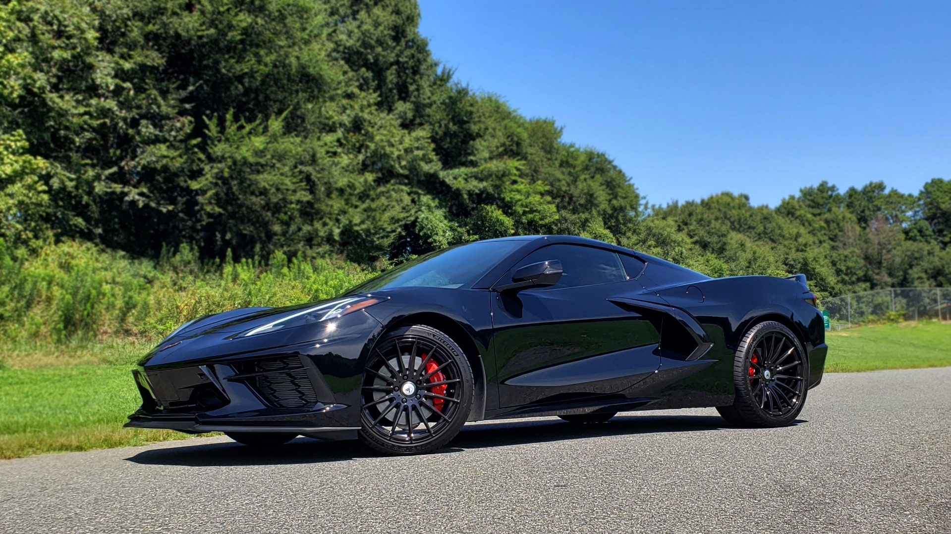 Used 2020 Chevrolet Corvette 2LT for sale Sold at Formula Imports in Charlotte NC 28227 3