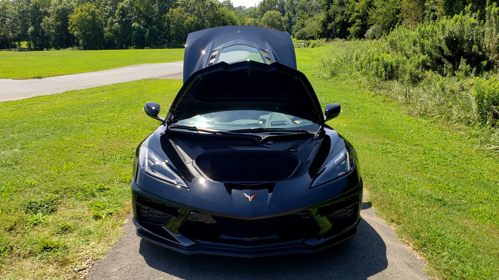 Used 2020 Chevrolet Corvette 2LT for sale Sold at Formula Imports in Charlotte NC 28227 37