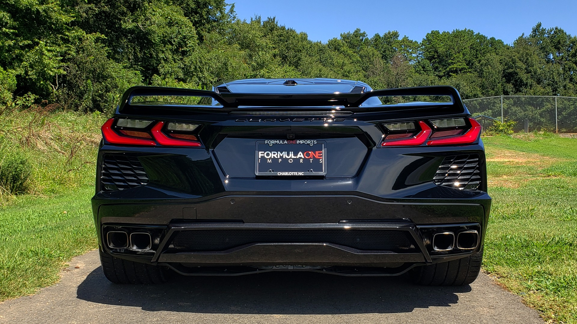 Used 2020 Chevrolet Corvette 2LT for sale Sold at Formula Imports in Charlotte NC 28227 42