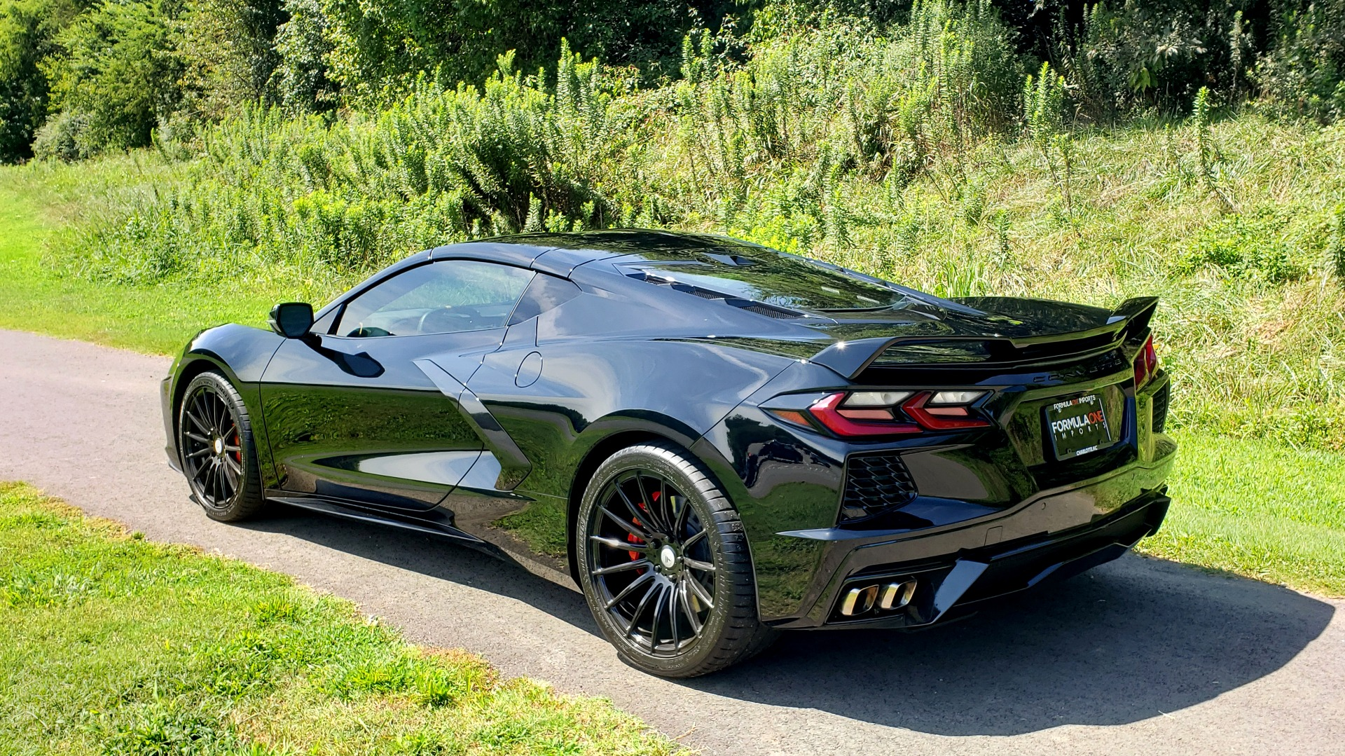 Used 2020 Chevrolet Corvette 2LT for sale Sold at Formula Imports in Charlotte NC 28227 9