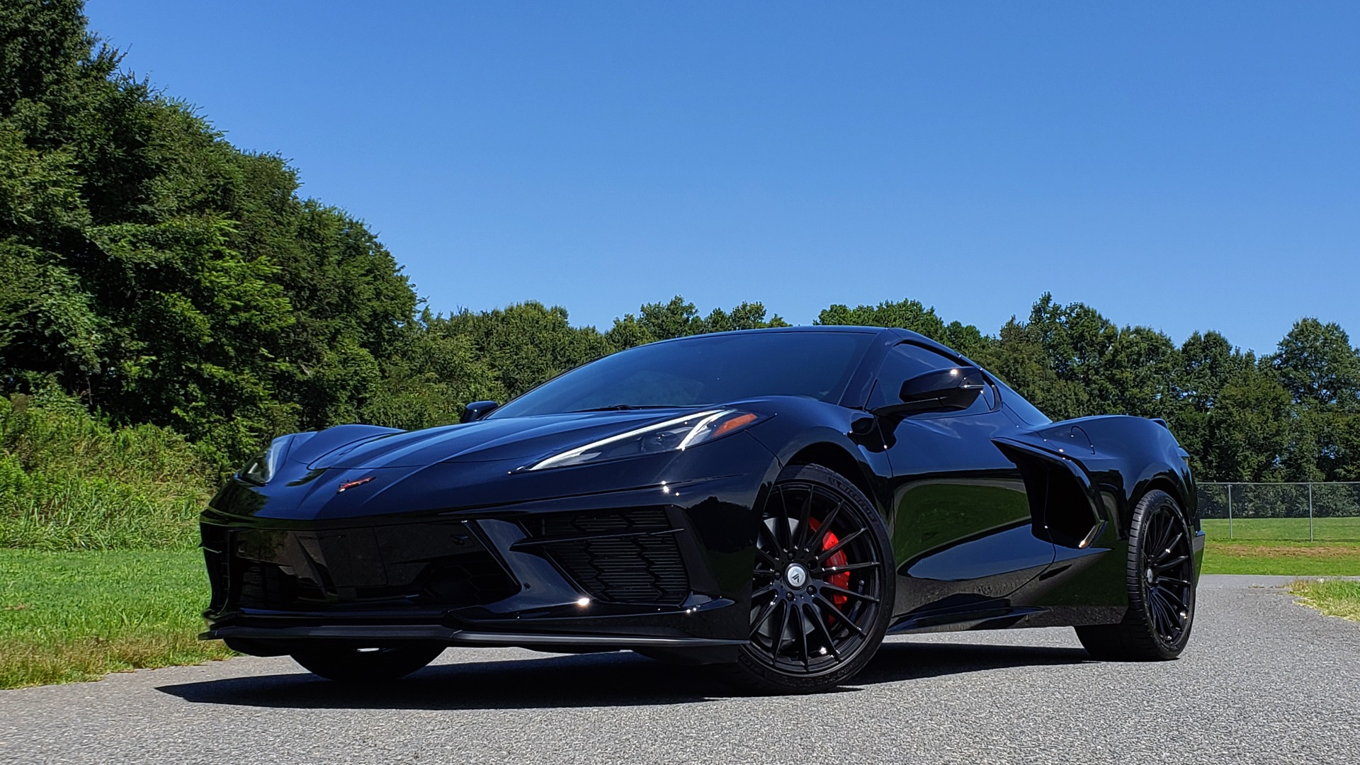 Used 2020 Chevrolet Corvette 2LT for sale Sold at Formula Imports in Charlotte NC 28227 1